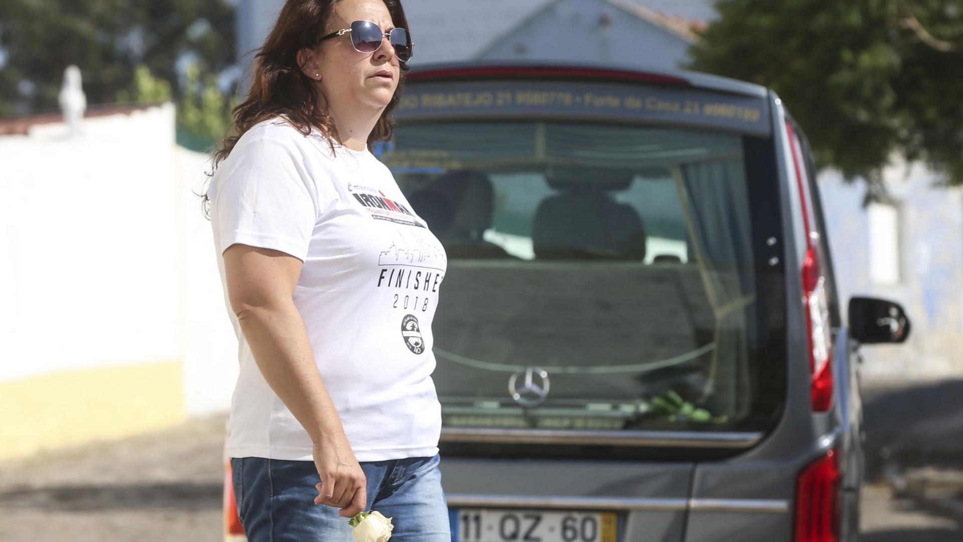 Rosa Grilo e António Joaquim acusados da morte do triatleta Luís Grilo