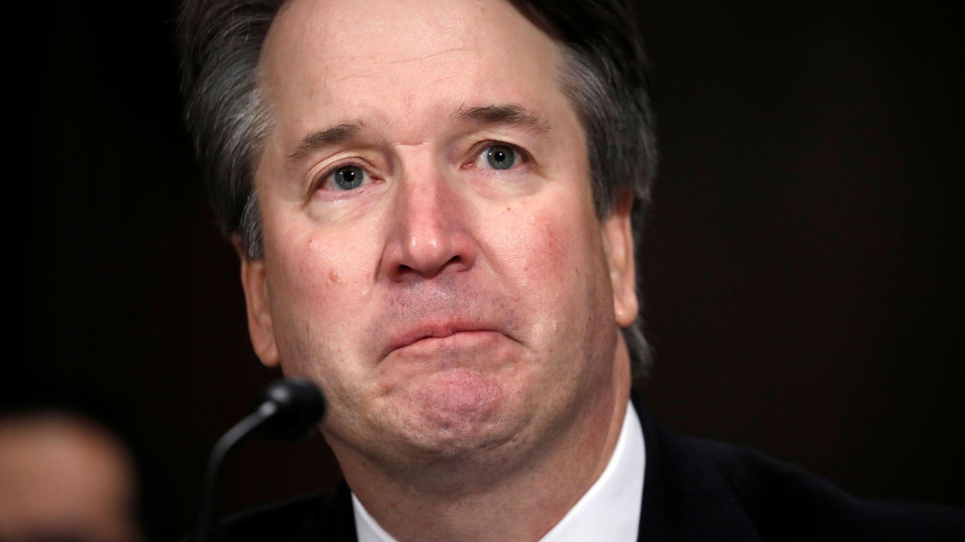 """Democratas criticam relatório """"incompleto"""" do FBI sobre juiz Kavanaugh"""
