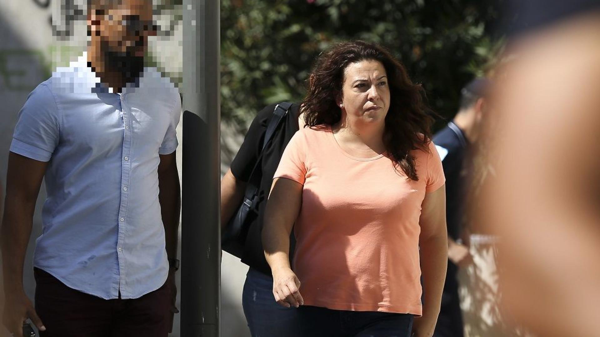 Rosa Grilo diz que marido foi morto por angolanos por causa de diamantes