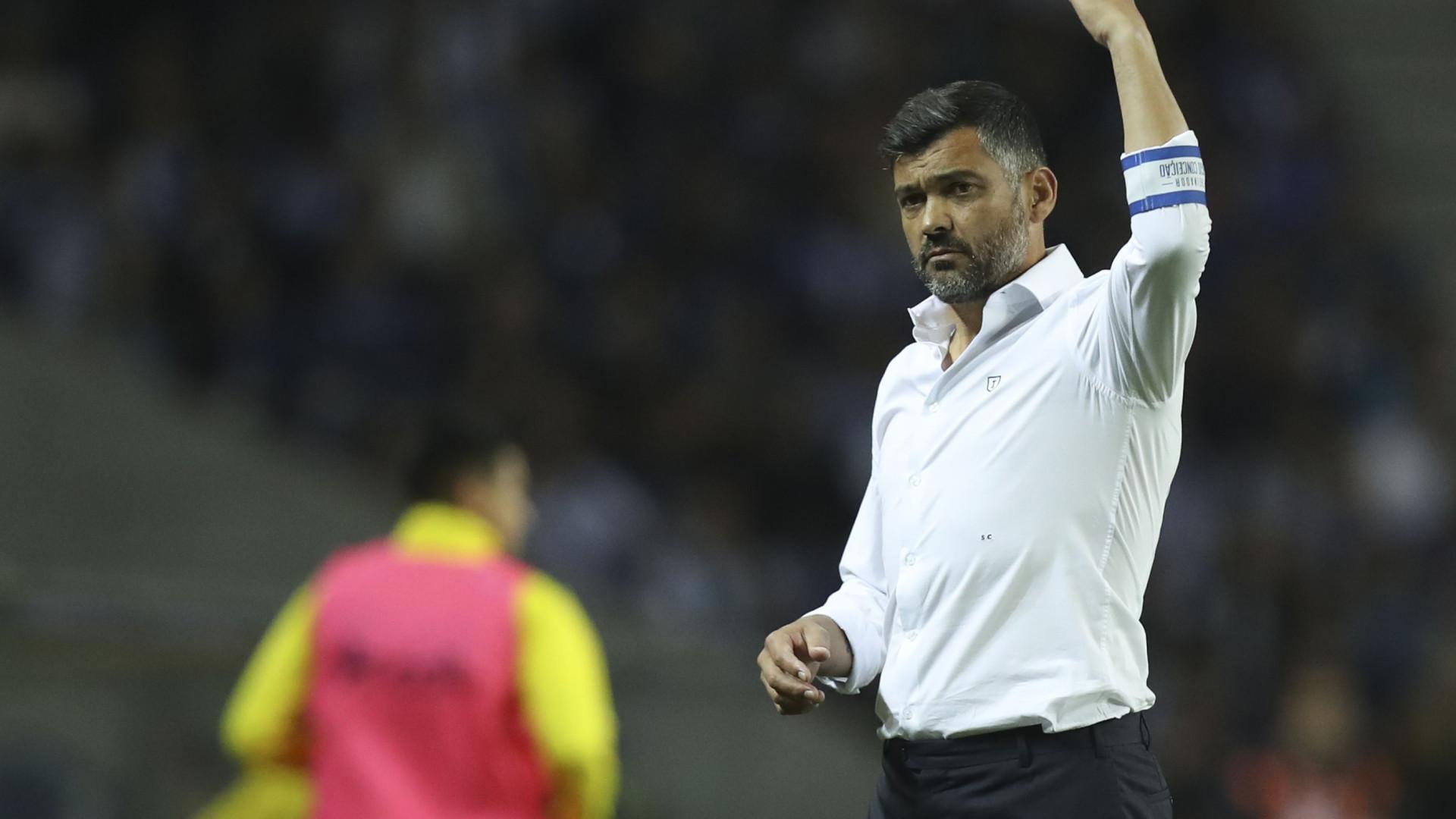 FC Porto-Galatasaray: Um duelo inédito com dedicatória em espera