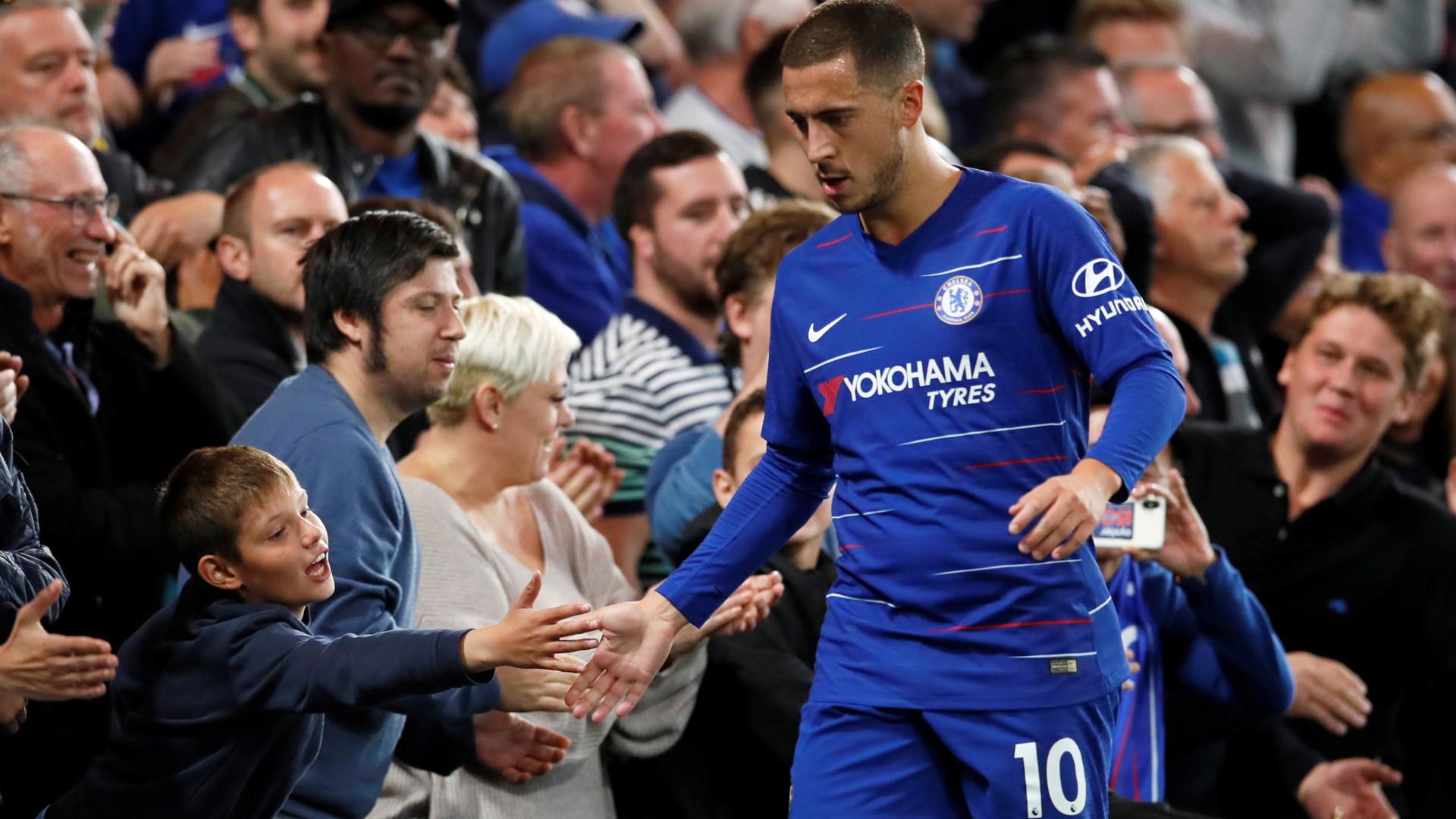 Hazard foi 'oferecido' ao Barça, mas 'sonho merengue' impediu o negócio