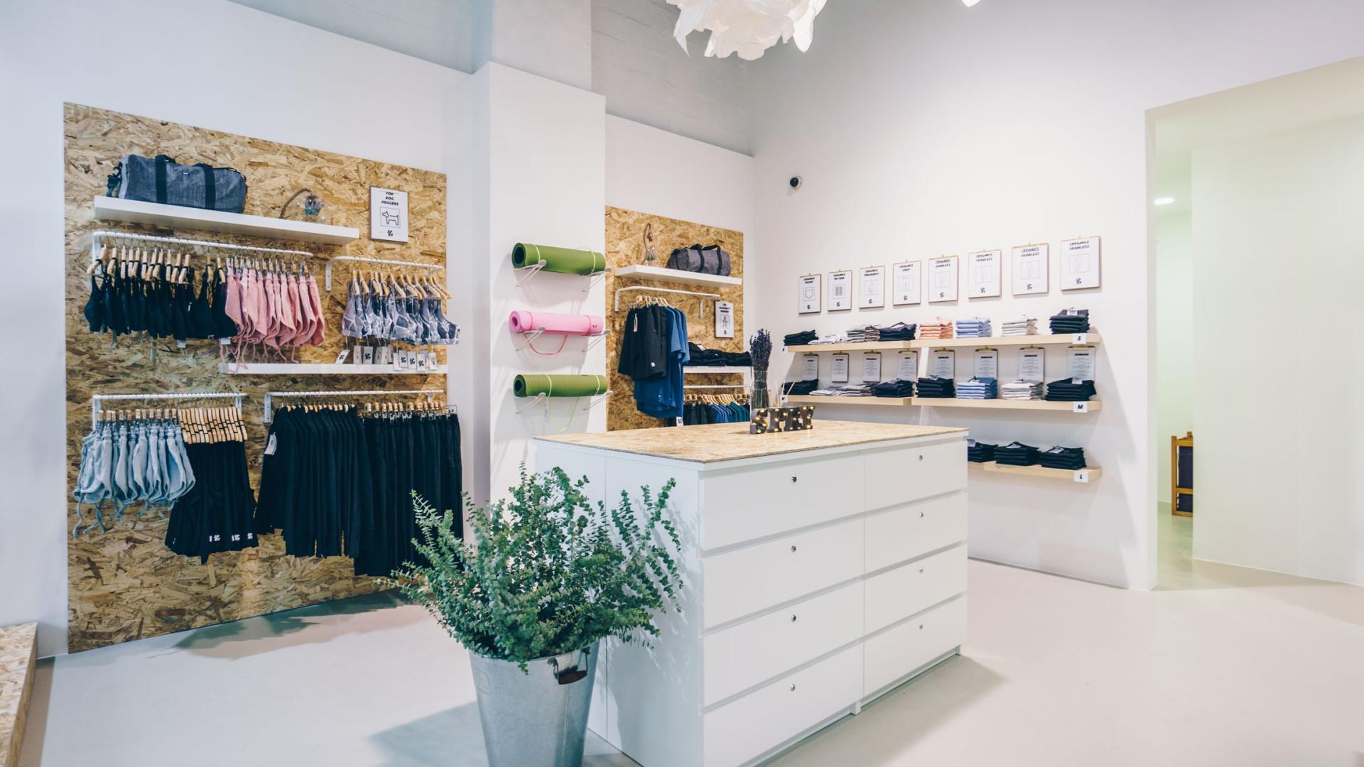 A portuguesa marca de gymwear acaba de abrir o seu terceiro espaço