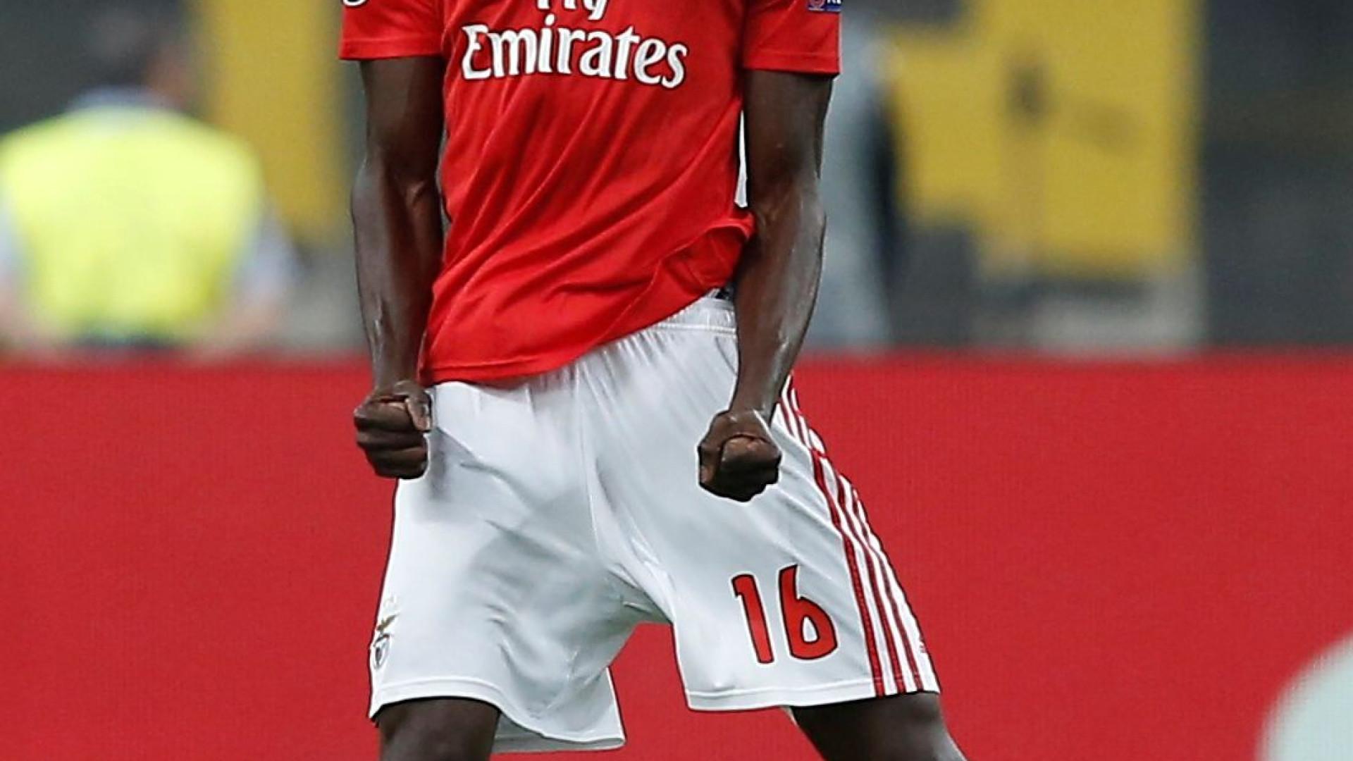 Benfica estuda propostas por Alfa Semedo