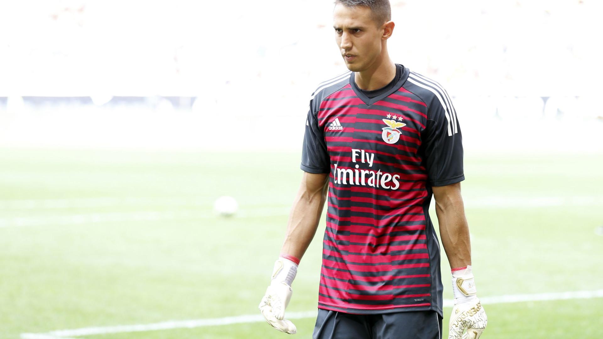 """""""Benfica? Estou feliz porque fui atrás do melhor"""""""