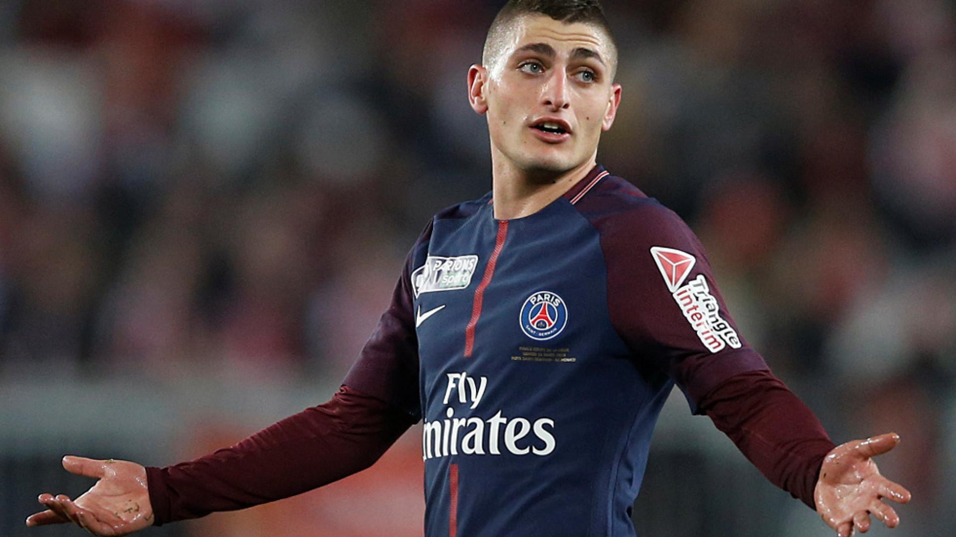Jogador do Paris Saint-Germain foi preso na última noite