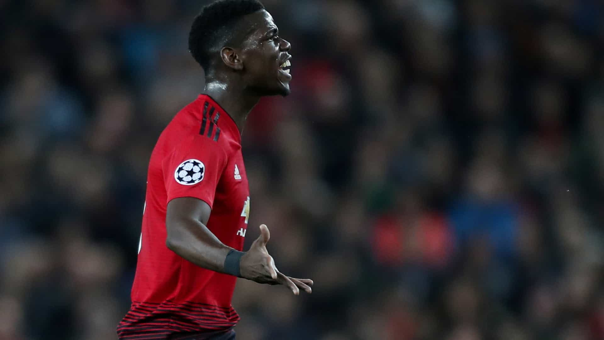 Manchester United decreta blackout a Paul Pogba