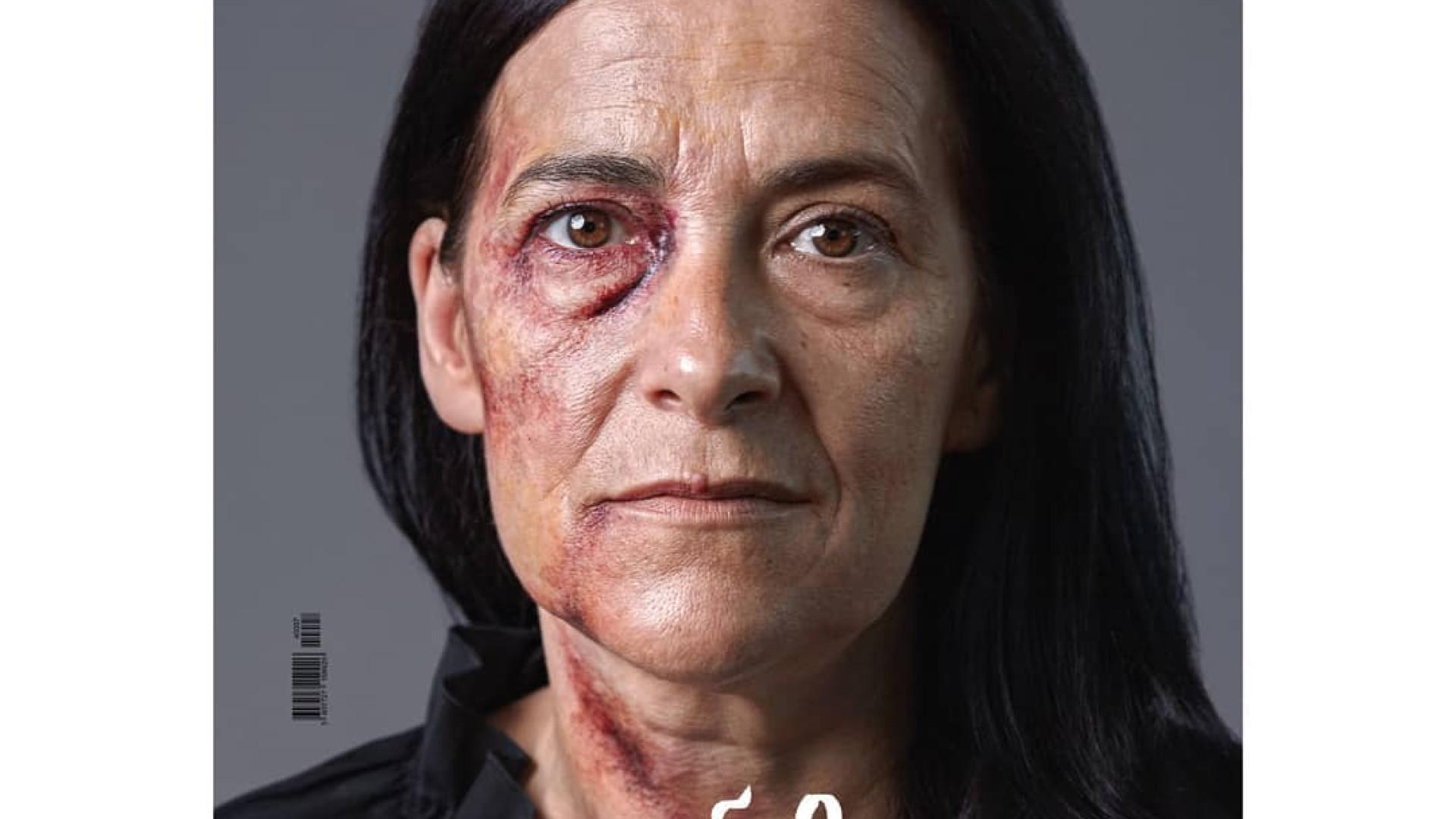"""""""O meu pai matou a minha mãe"""": O duro relato contado na revista Cristina"""