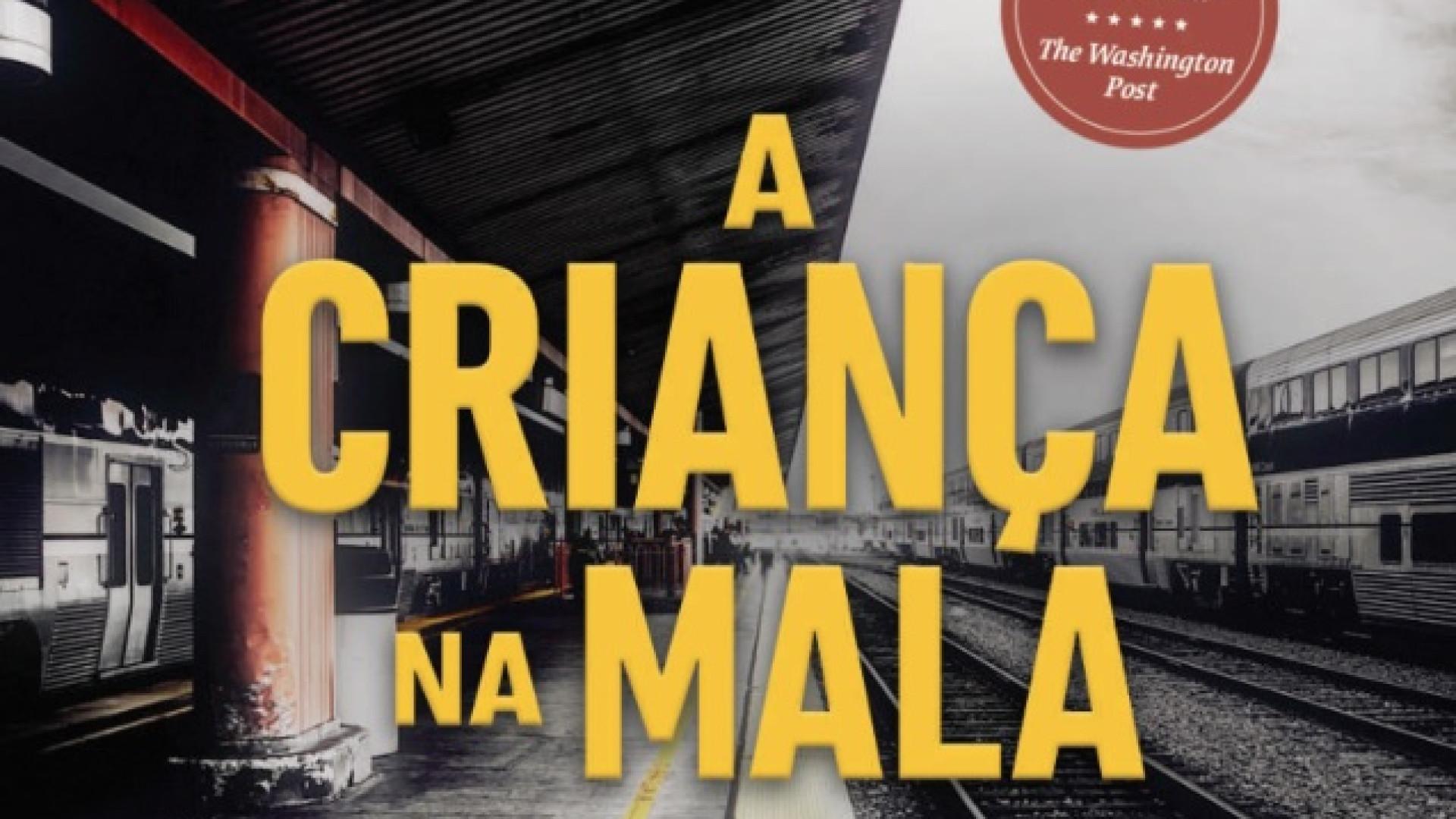 'A Criança na Mala' é escrita por duas mulheres que falam de maus-tratos
