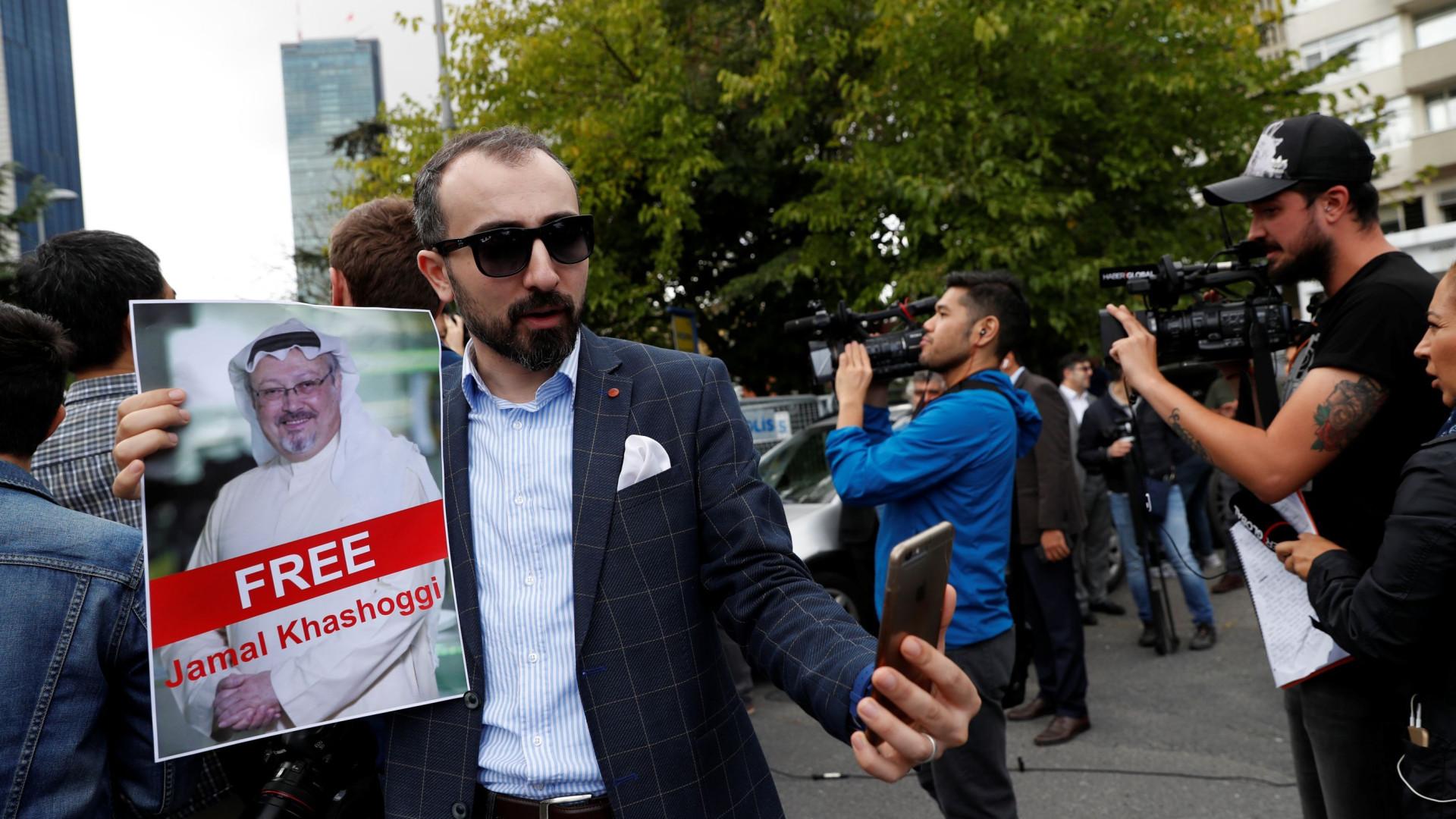 Alemanha e França exigem mais explicações sobre morte de Khashoggi