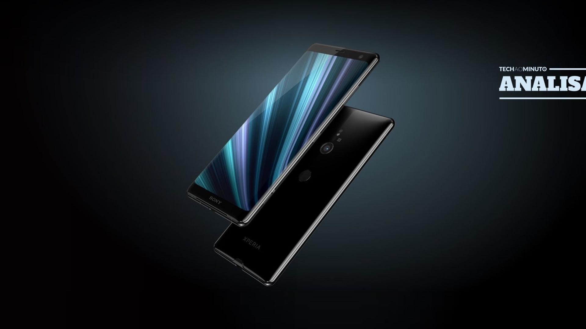 Xperia XZ3: A nova aposta da Sony que o vai convencer