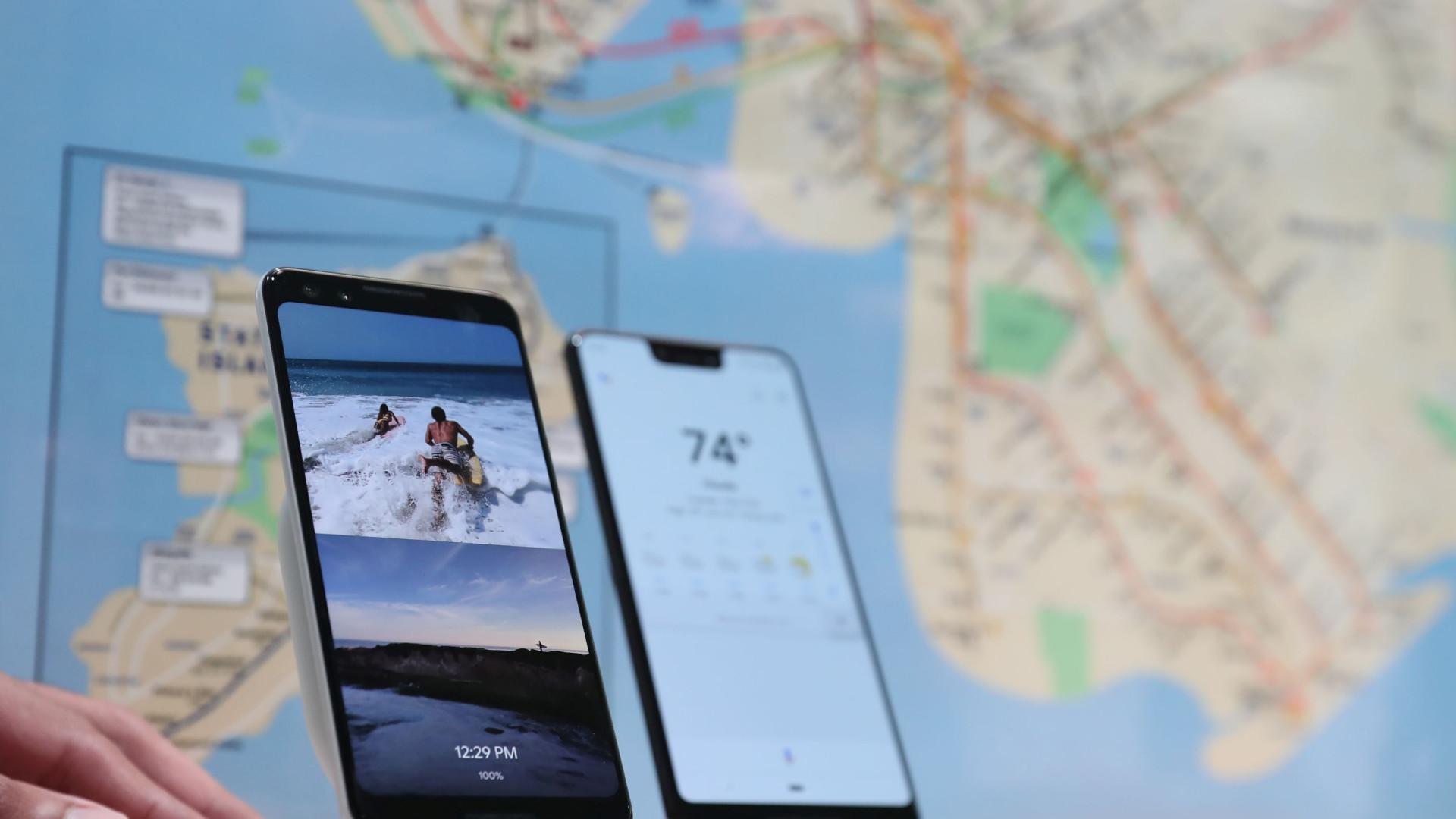 """Pixel 3 tem """"a melhor câmara do mundo"""", diz a Google"""