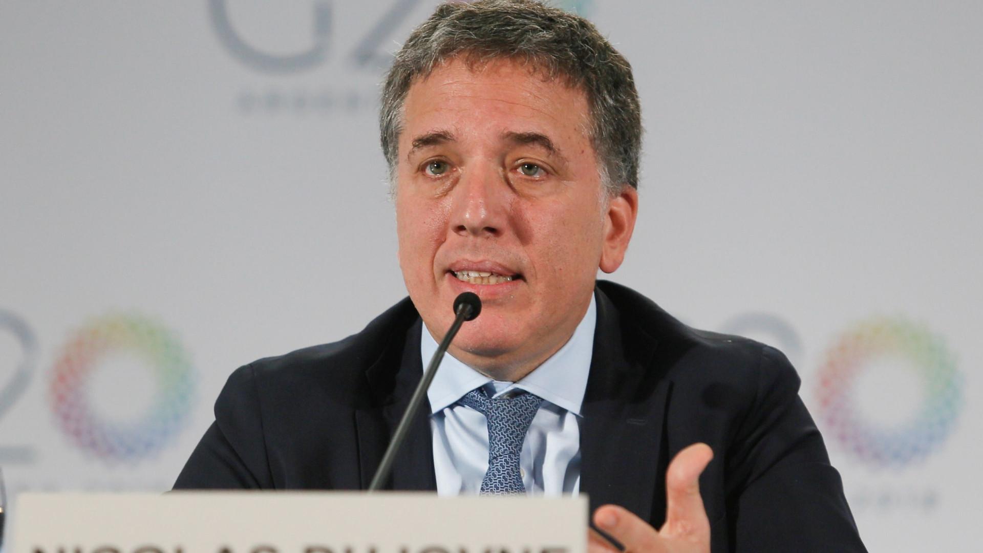 G20 reconhece peso das tensões comerciais na volatilidade dos mercados