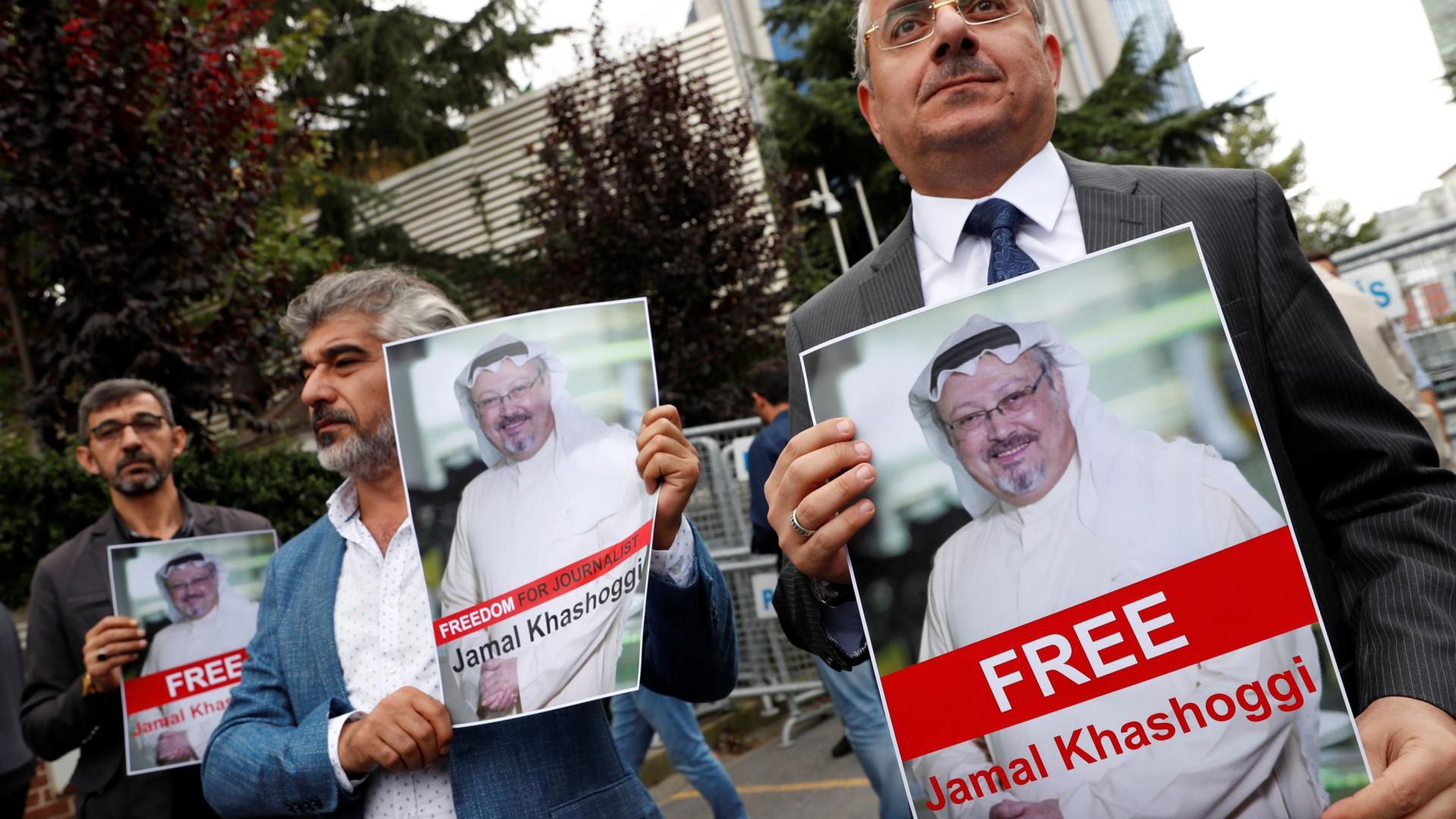 Turquia tem gravações de assassínio de jornalista no consulado saudita 9ed99f24b2ffa