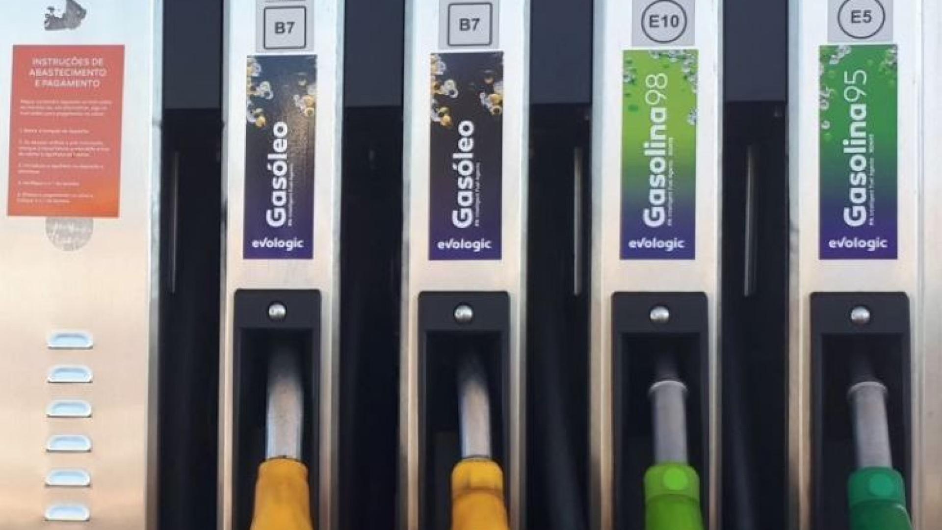 Combustíveis mais baratos: Onde custam menos e quanto descerá o imposto