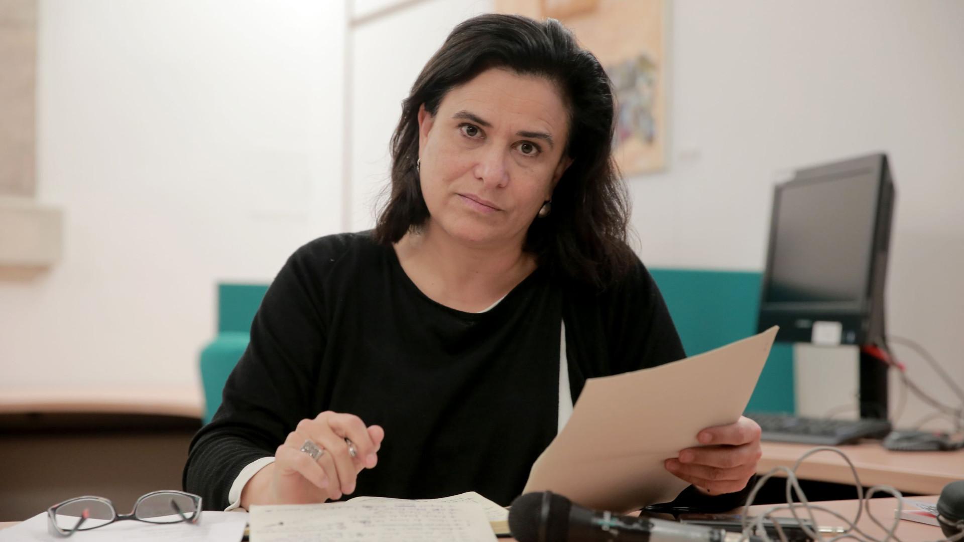 Maria Flor Pedroso nomeada diretora de informação da RTP