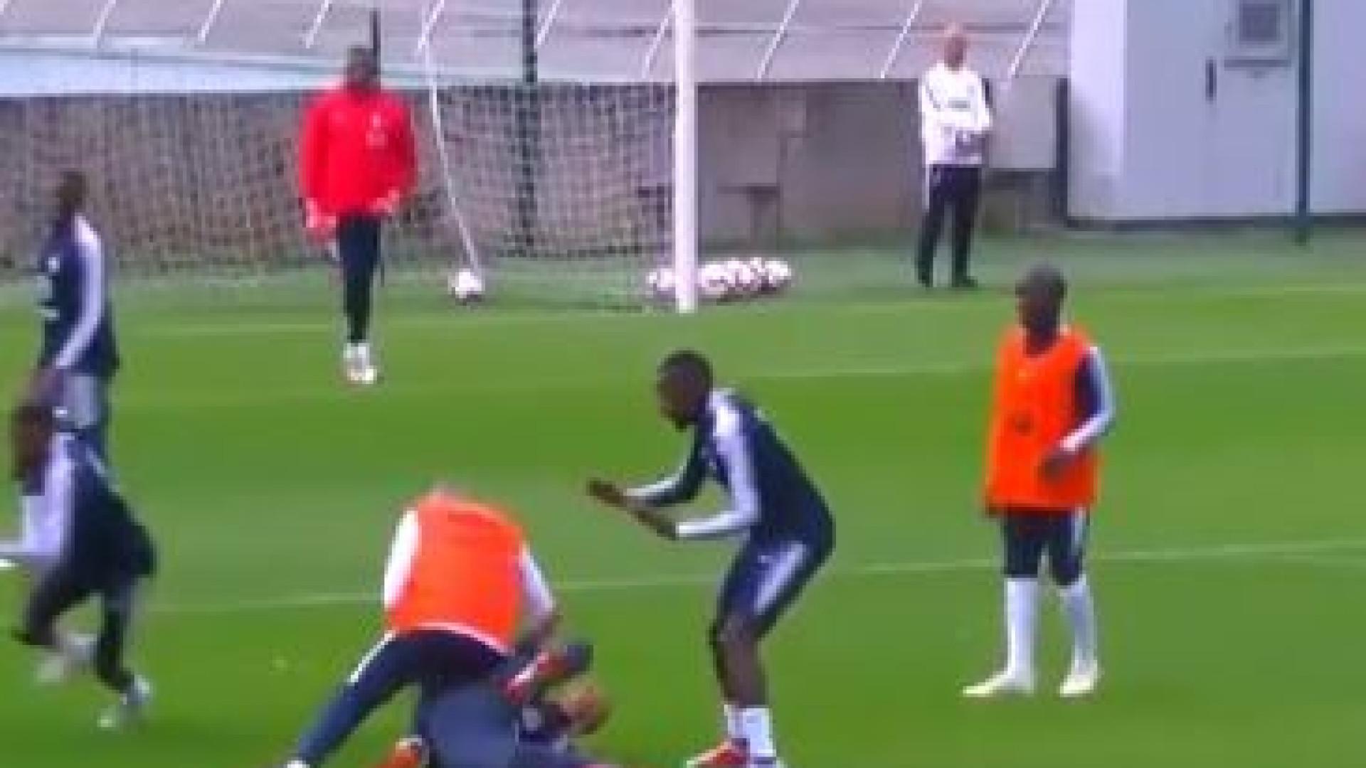 Segredo para travar Mbappé? Ter Deschamps em campo