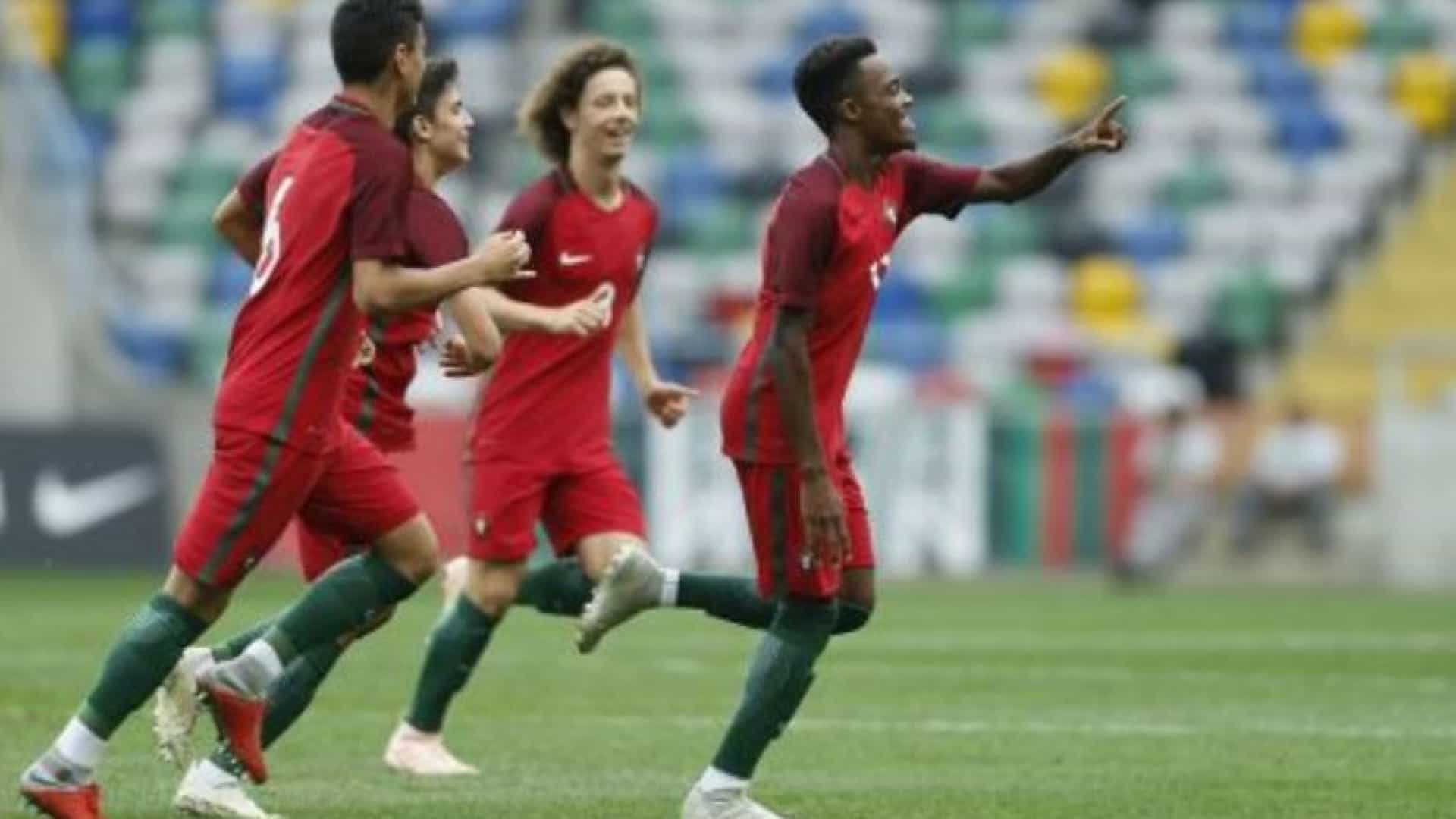 Portugal apura-se para a Ronda de Elite de qualificação para o Euro'2019