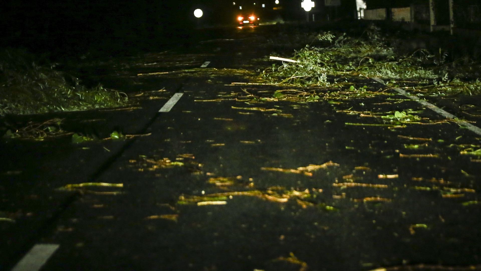 Leslie provocou prejuízos superiores a 32 milhões na Figueira da Foz