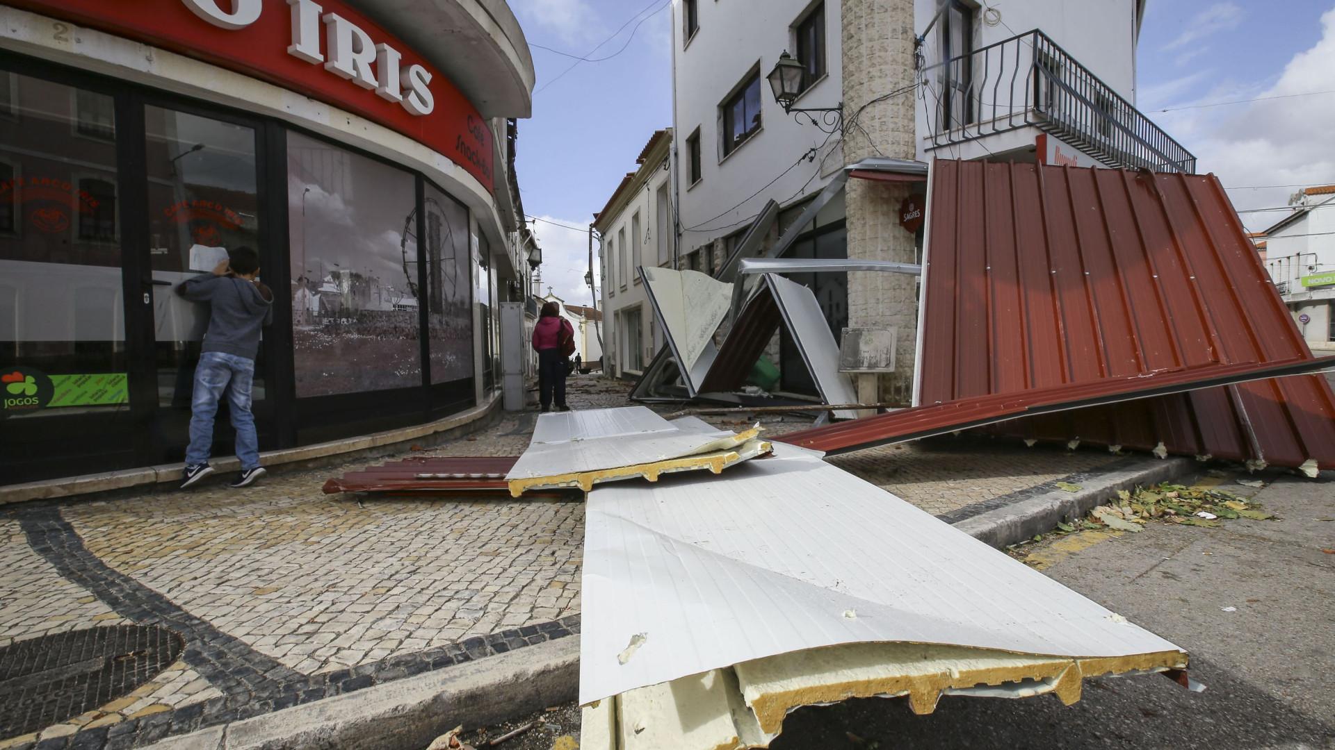 Autarca de Soure estima um milhão de euros de prejuízo