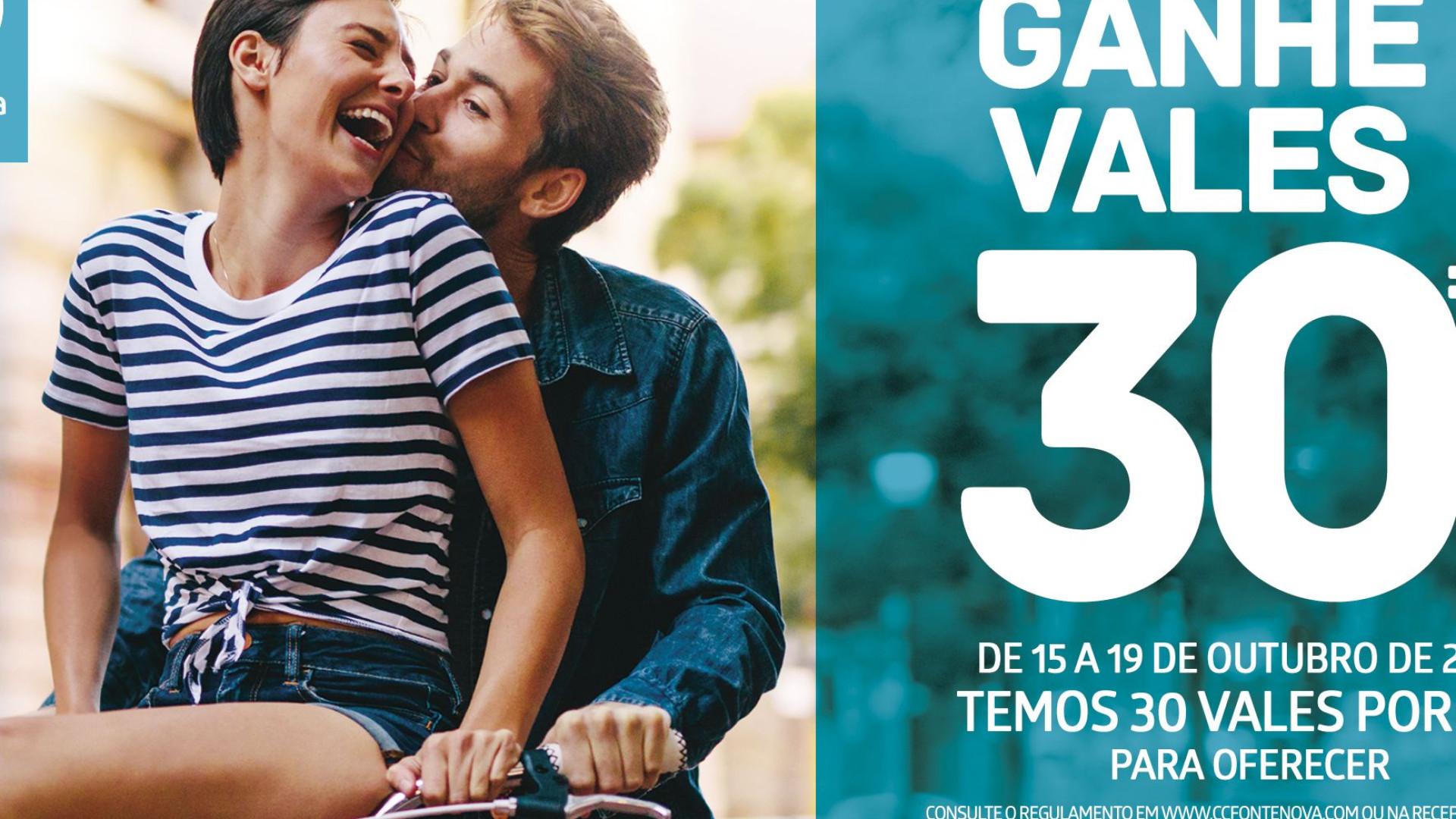 Fonte Nova lança nova campanha e oferece 900 euros por dia em compras