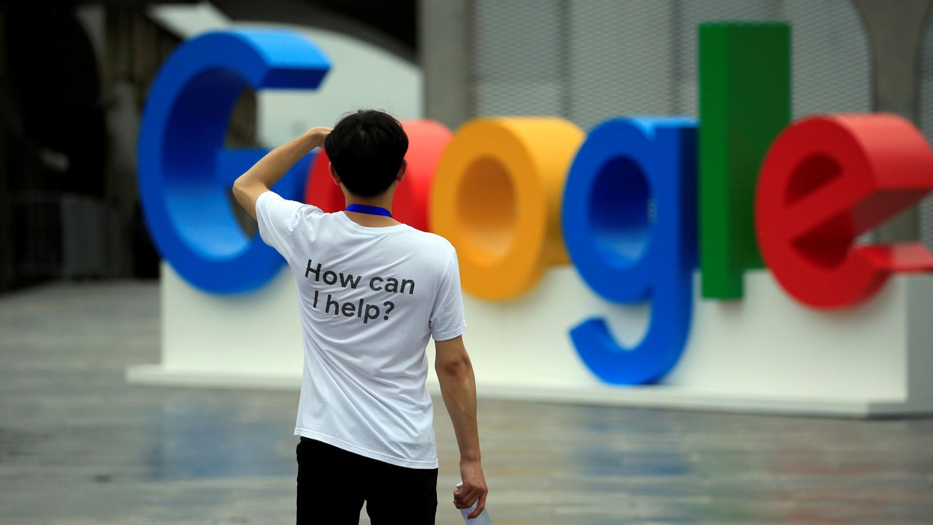 Google apaga ligações a sítios na internet proibidos na Rússia