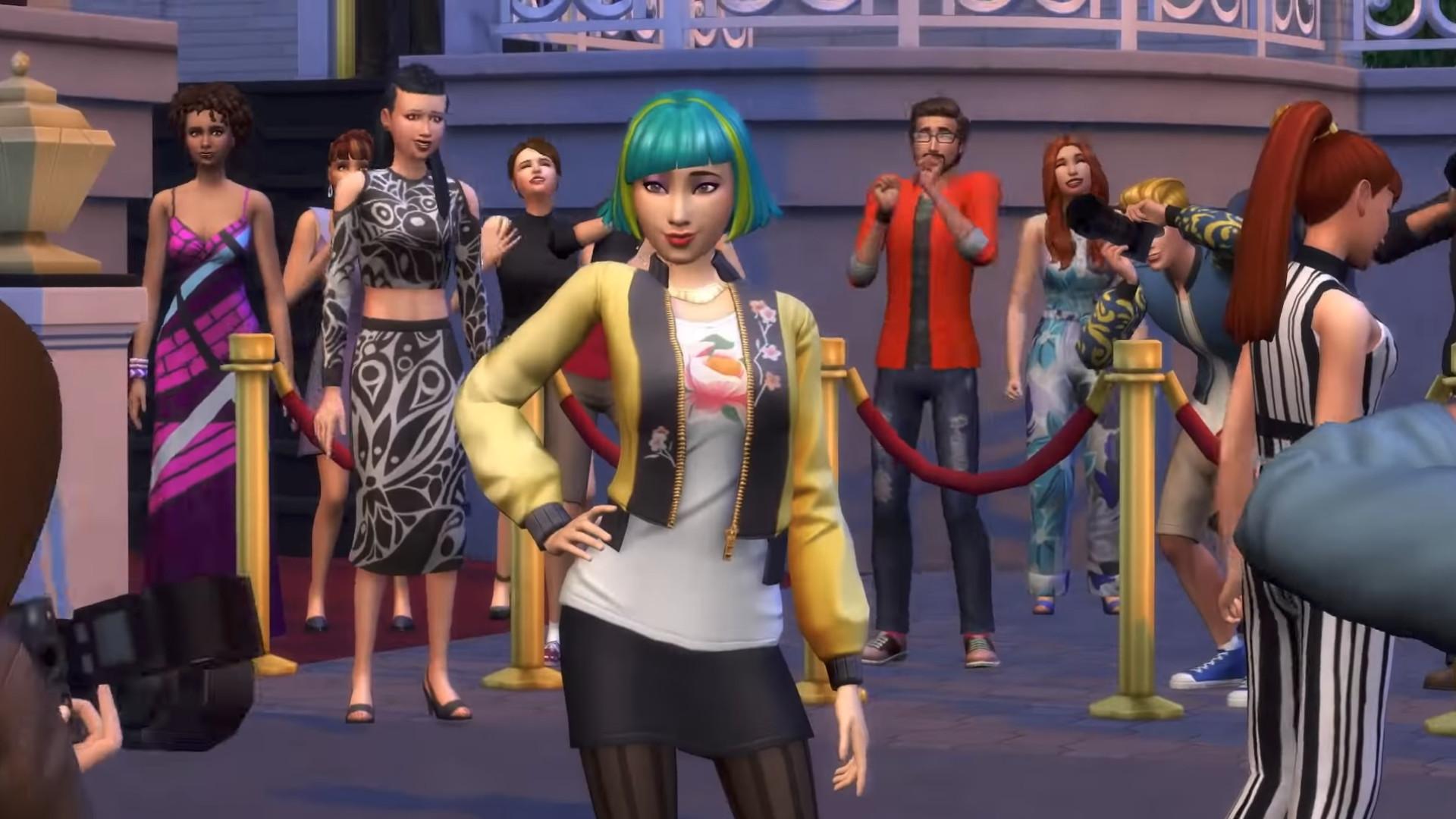 'The Sims' deixa-o cumprir o sonho de ser um 'youtuber'
