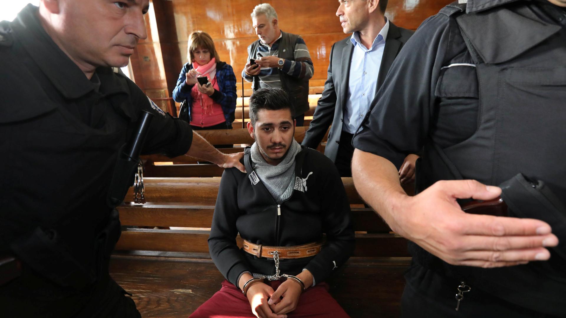 Suspeito de matar jornalista búlgara admite ter cometido o crime