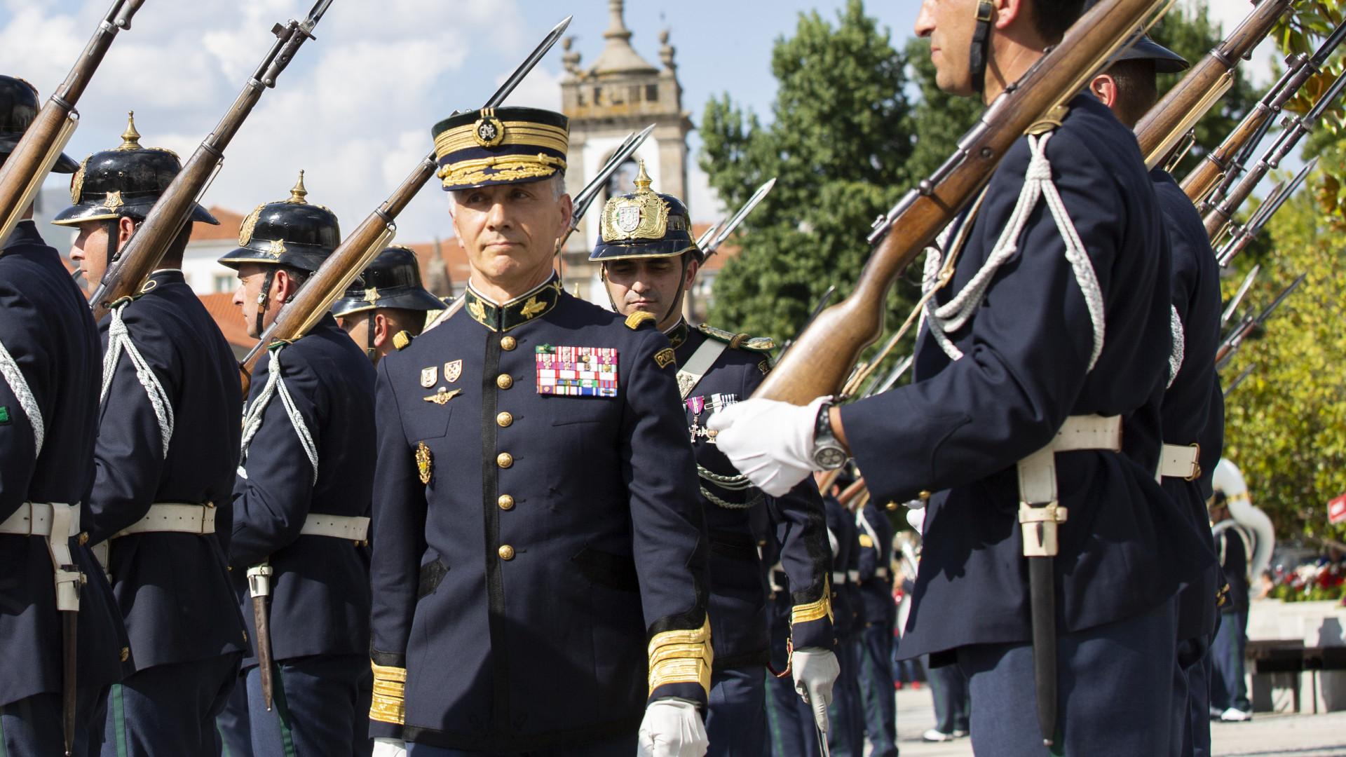Já há novo Chefe do Estado-Maior do Exército. Tomada de posse é hoje