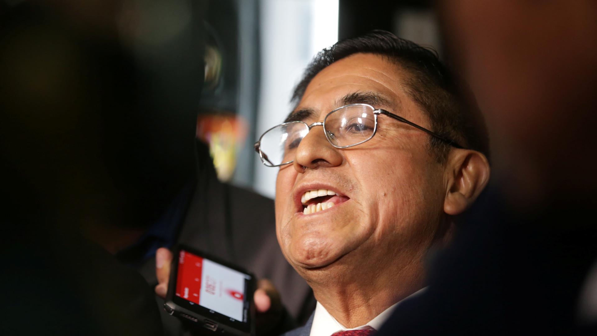 Juiz do Supremo Tribunal do Peru em fuga apanhado em Madrid