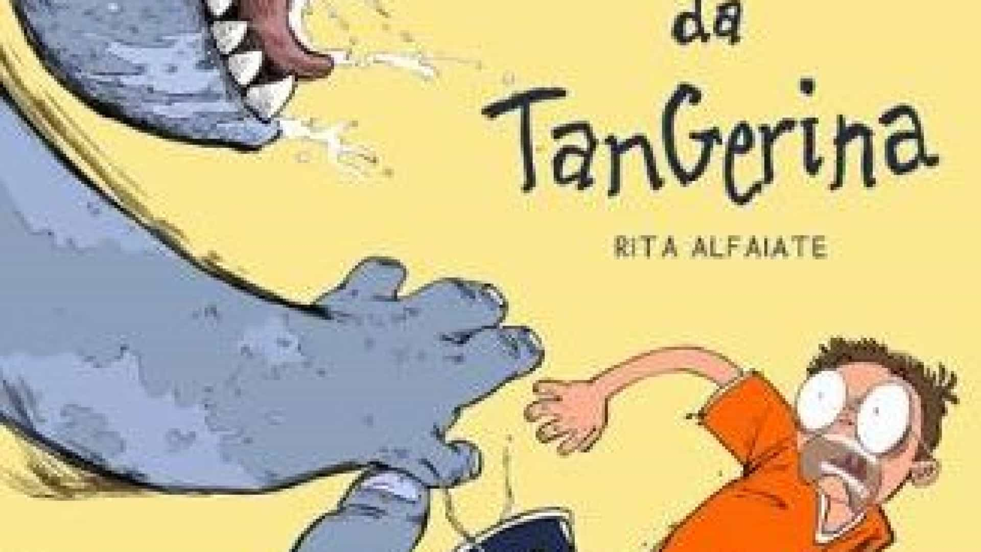 'No Caderno da Tangerina': Banda desenhada com uma mensagem enigmática
