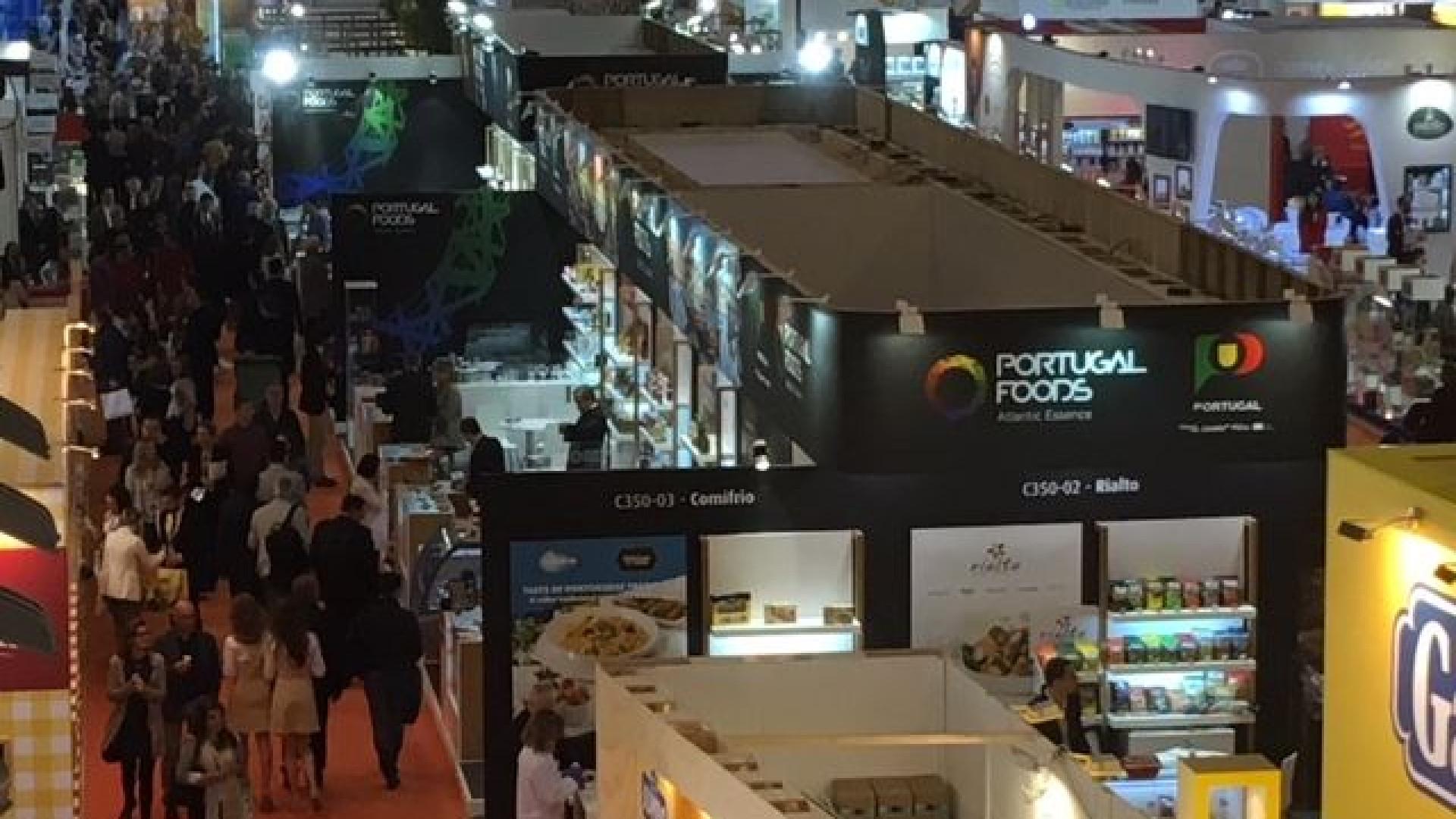 Empresas portuguesas negoceiam com compradores no arranque da SIAL Paris