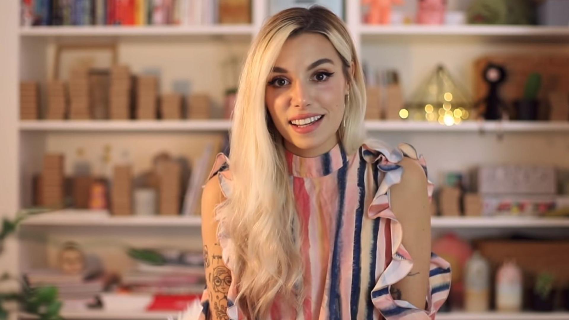 Marzia anuncia afastamento do YouTube