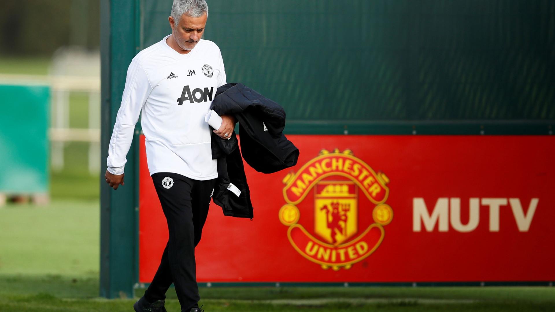 Operação Mourinho: Real Madrid já entrou em contacto com o técnico luso