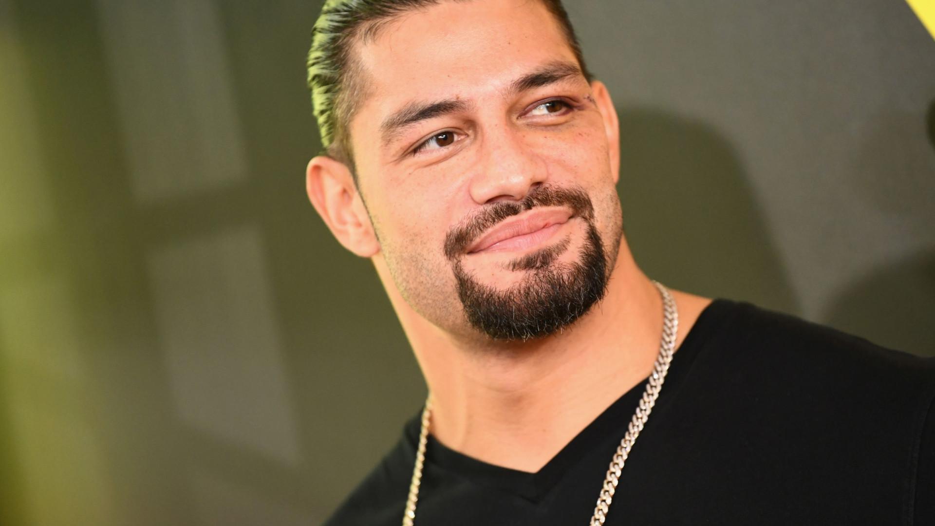 WWE: Roman Reigns abdica de título e vai parar para lutar contra leucemia