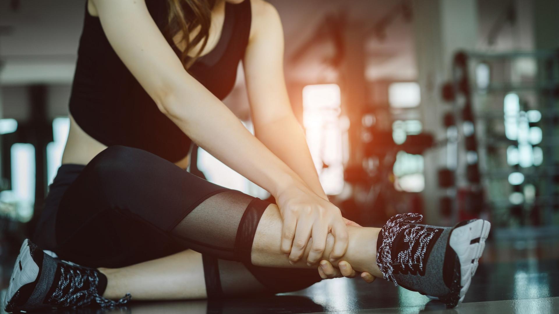 Dores musculares pós treino? Eis como as reduzir ao máximo