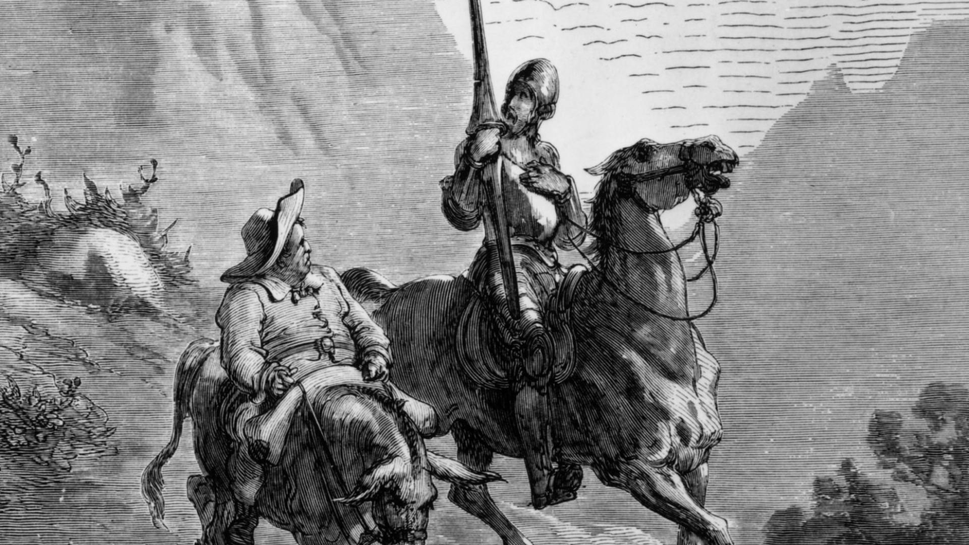 A 'Vida do Grande D. Quixote e do Gordo Sancho Pança' em estreia no Porto