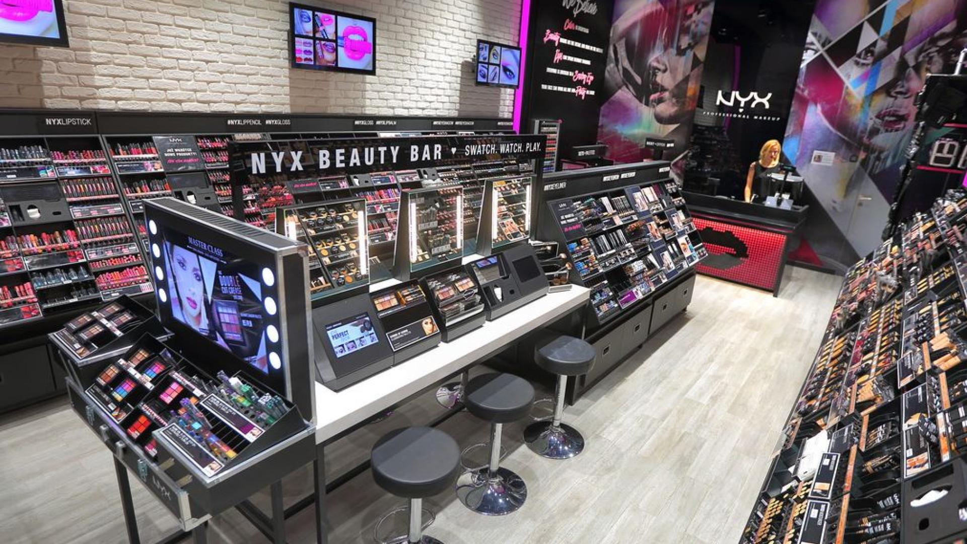 NYX Professional Makeup Inaugura Pop Up Store de Natal
