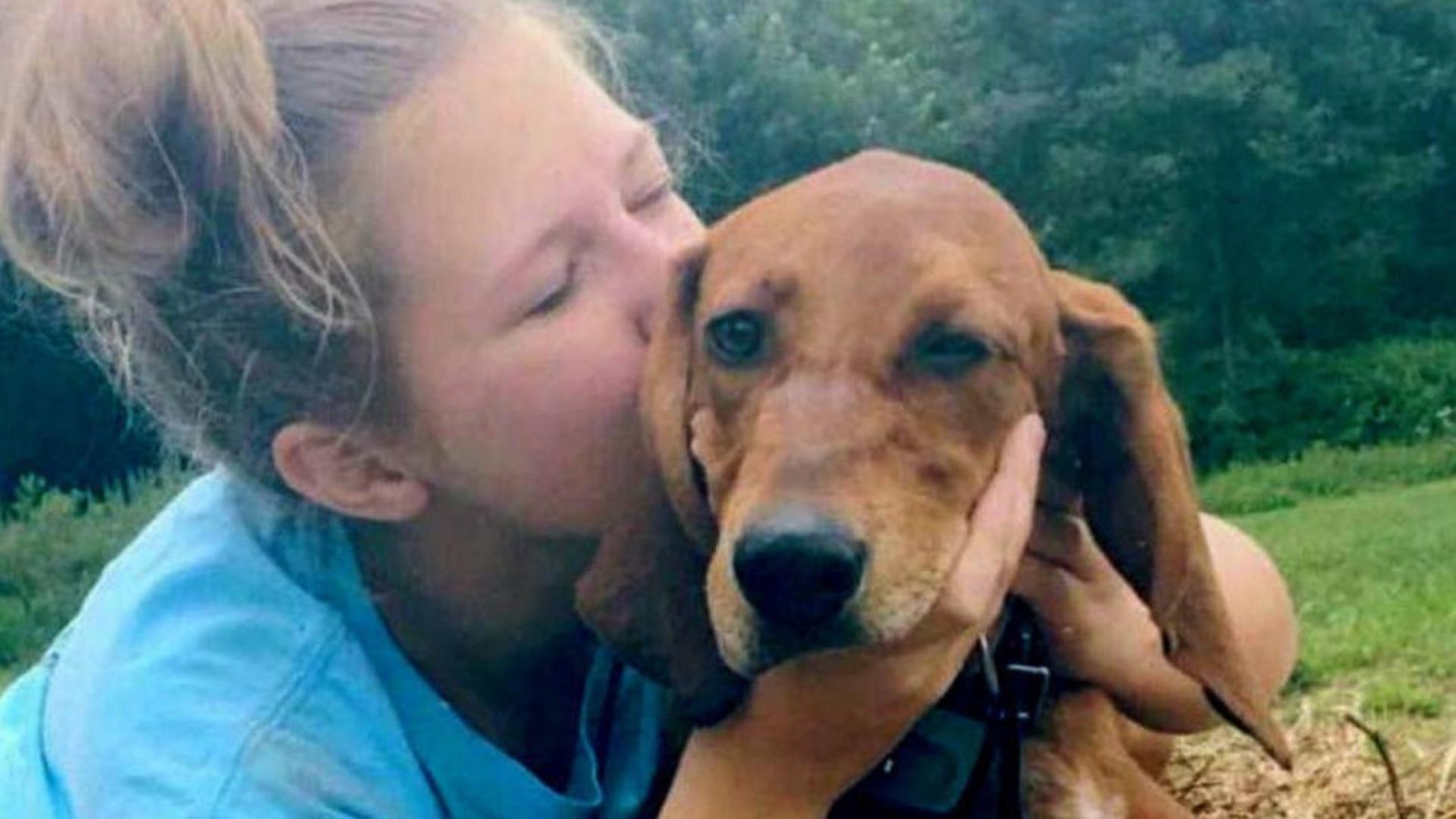 Menina morta por carro ao tentar salvar cão vai ser enterrada ao seu lado