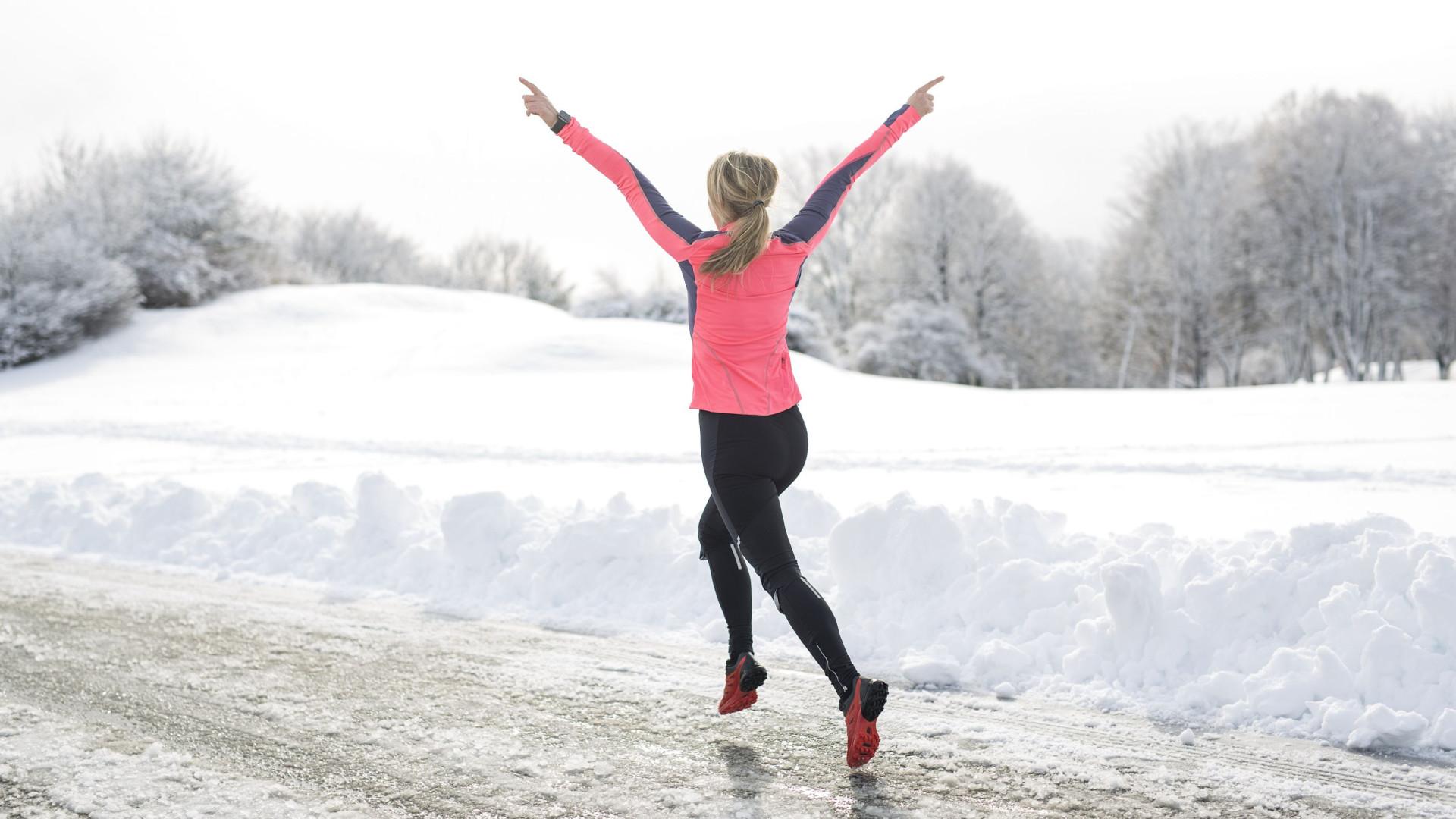No inverno, deve-se apostar em mais dias de descanso entre treinos?