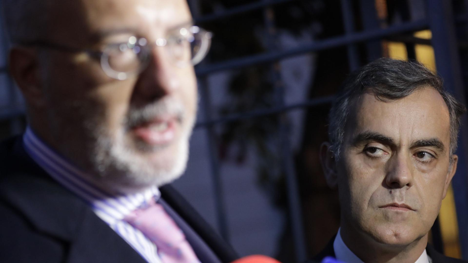 """GPS: Ex-secretário de Estado considera decisão """"muito bem fundamentada"""""""