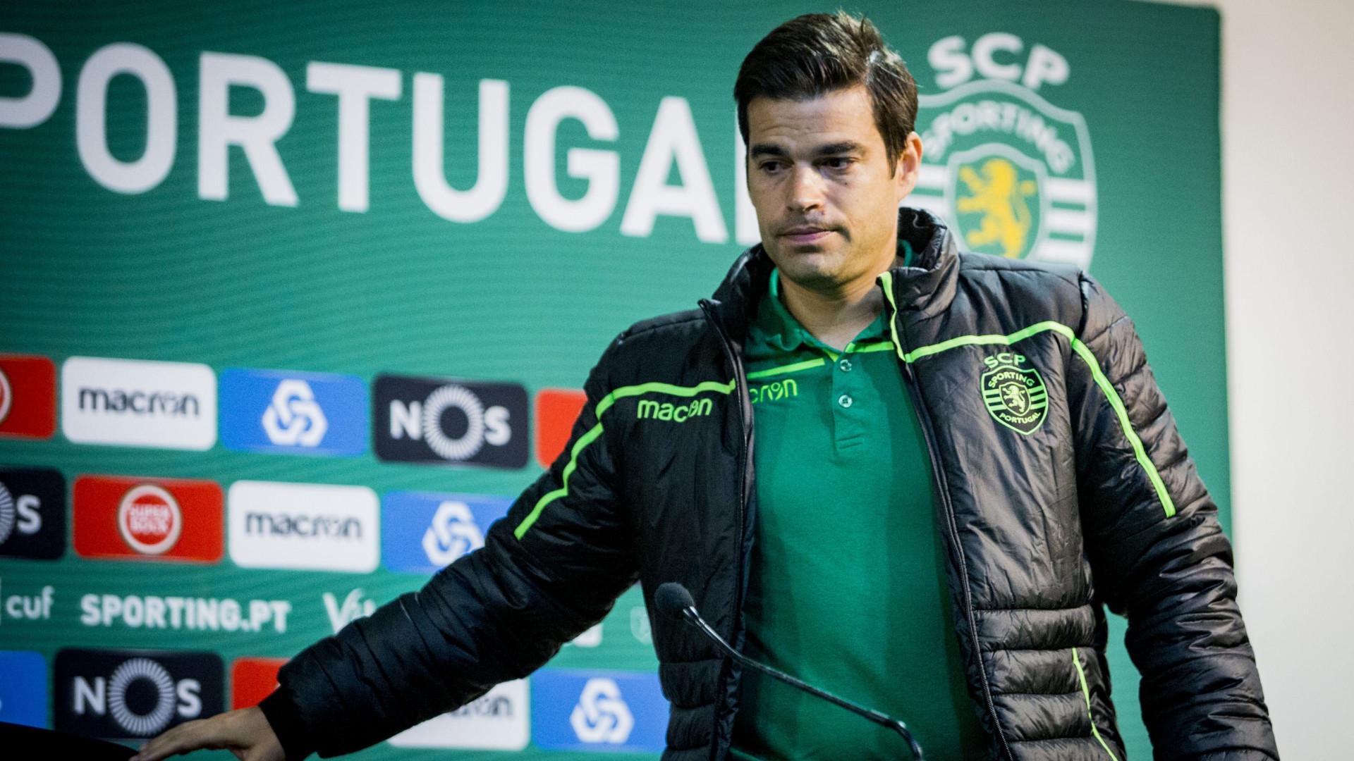 """Tiago Fernandes e o futuro: """"Não tenho definida a minha situação"""""""