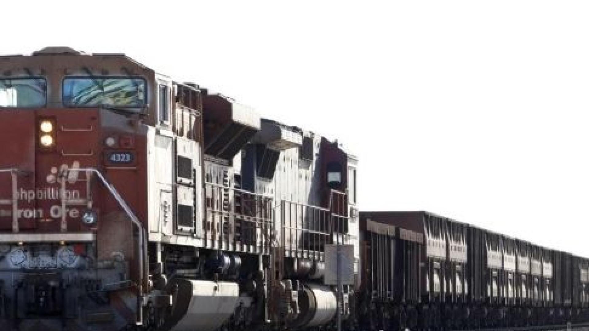 Comboio de carga fez mais de 90 quilómetros sem maquinista