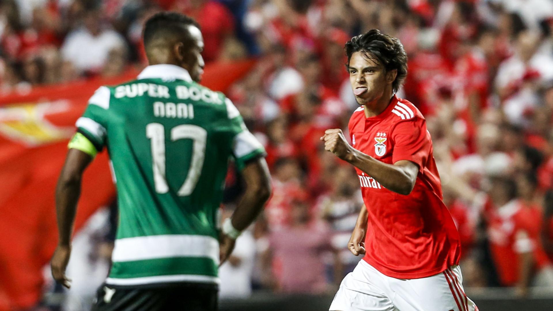 João Félix eleito melhor jogador de janeiro na I Liga