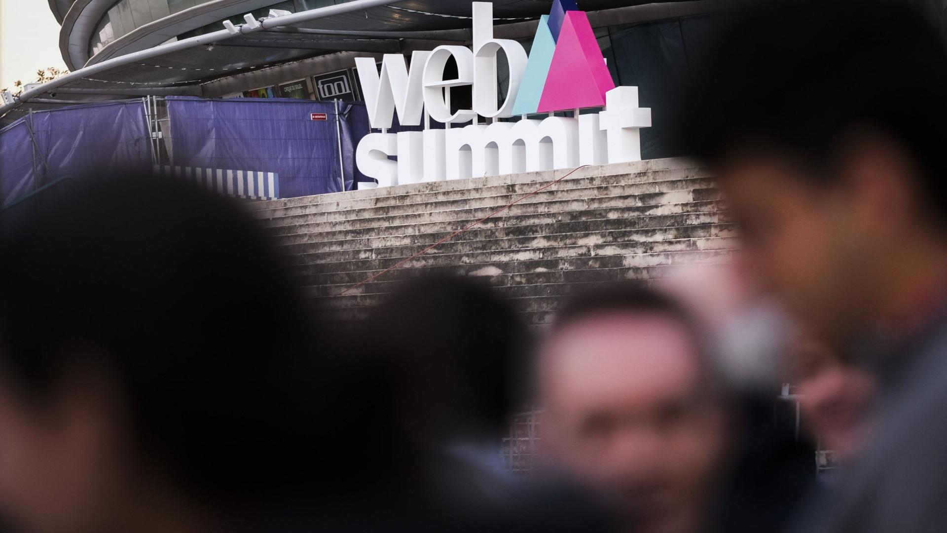 Web Summit trouxe negócios e funcionários de startups de IA