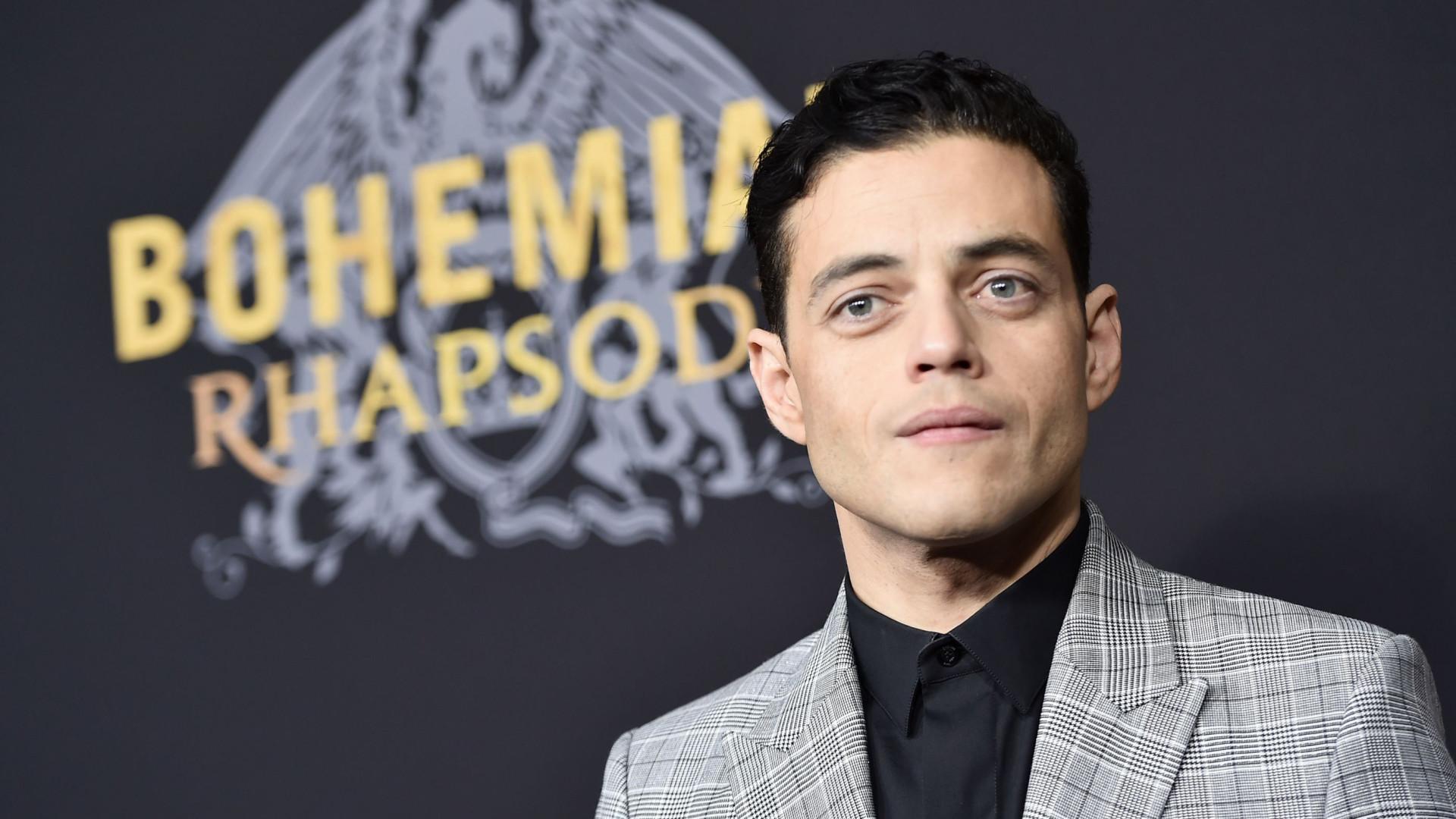 'Bohemian Rhapsody' é o grande vencedor dos Globos de Ouro