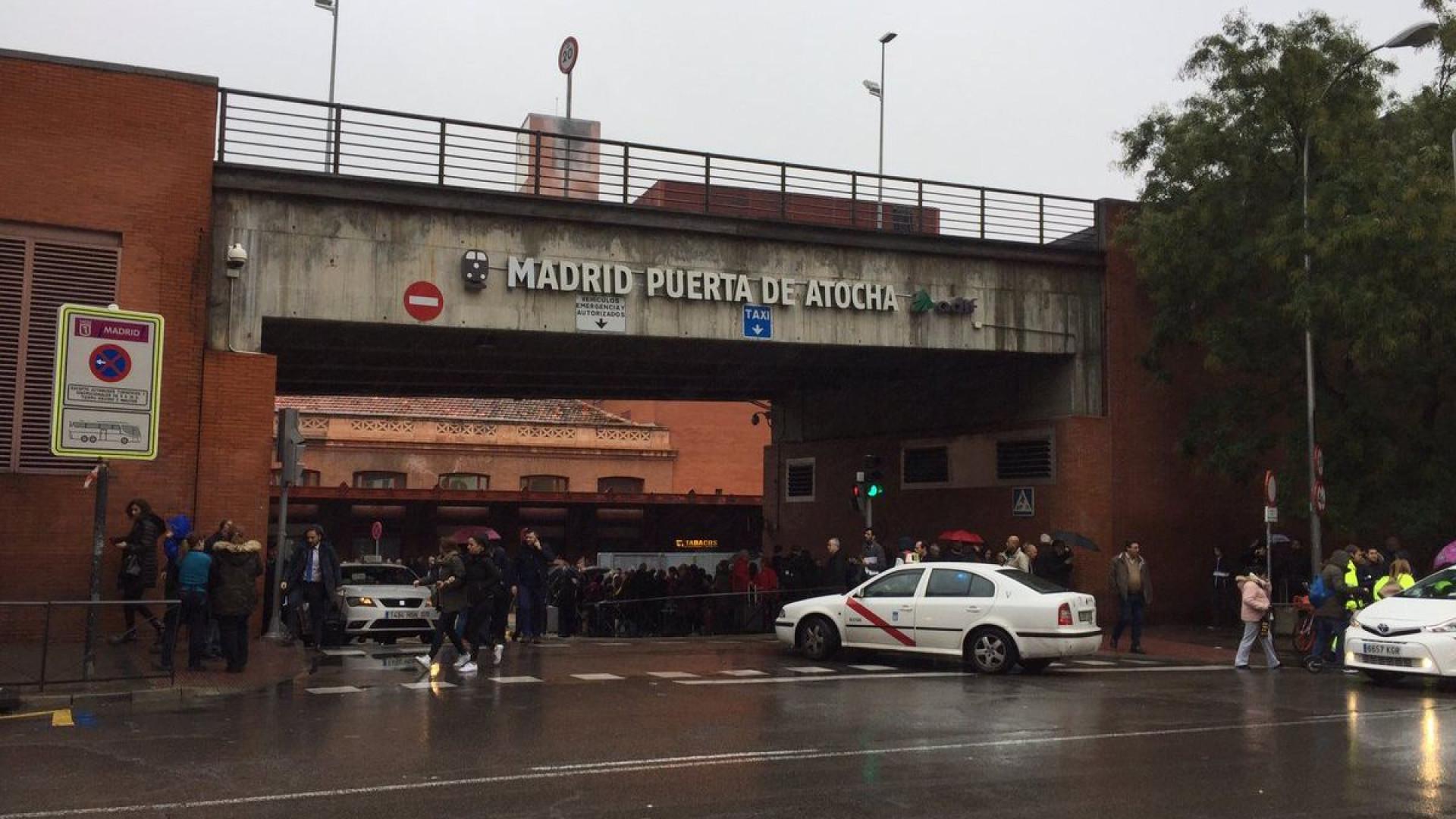 Manhã atribulada: Suspeita de bombas deixou Barcelona e Madrid em alerta