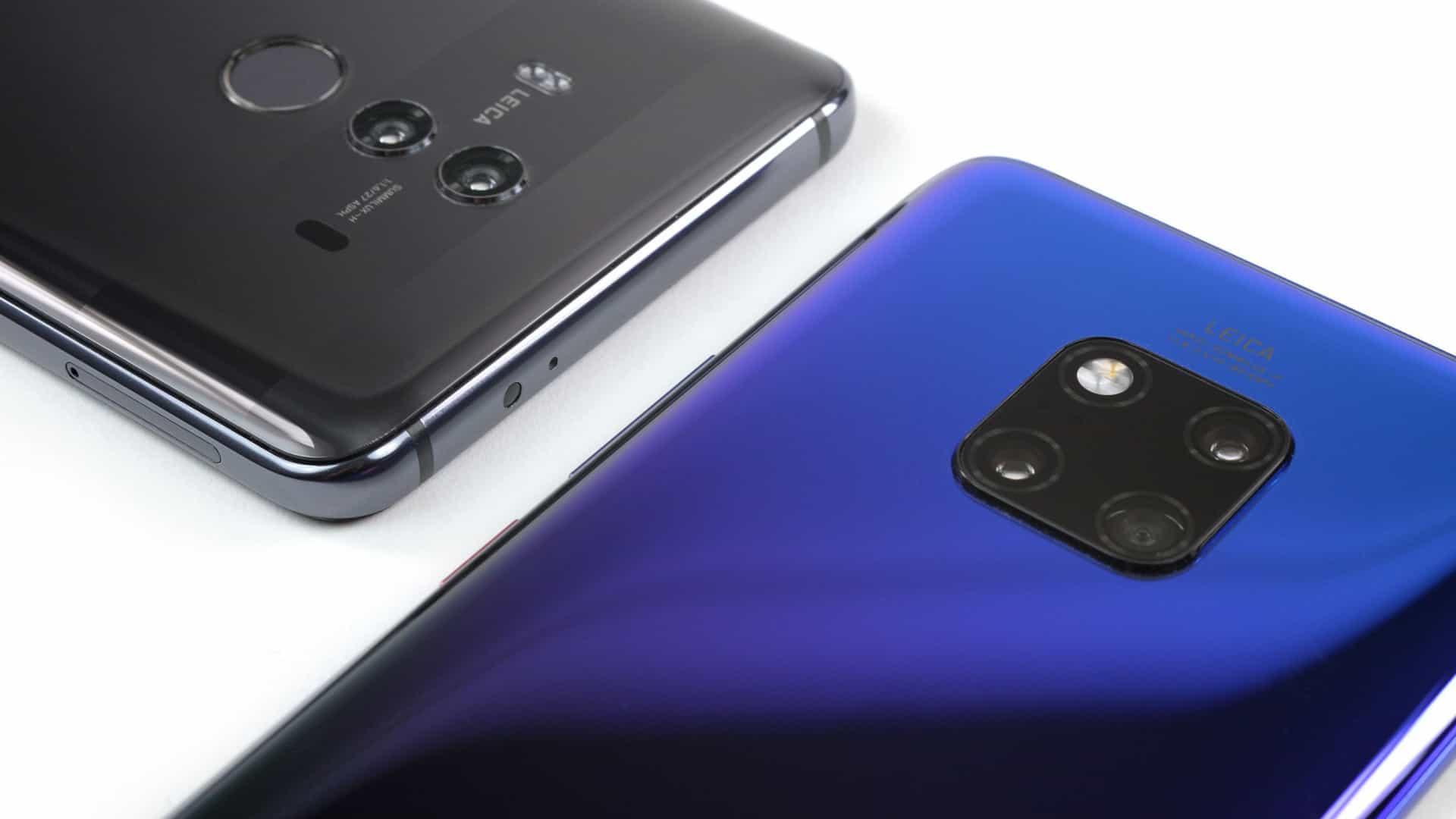 Por dentro do Huawei Mate 20 Pro. Espreite o interior
