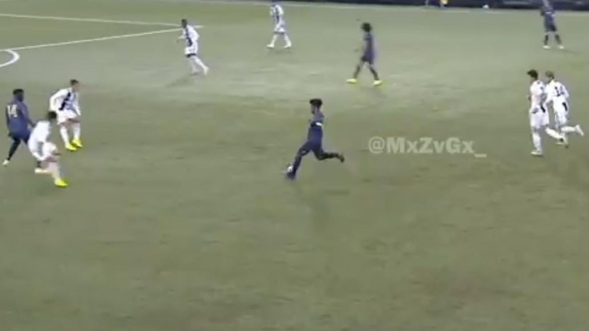 Primo de Nani encanta Inglaterra e chama a atenção de Mourinho