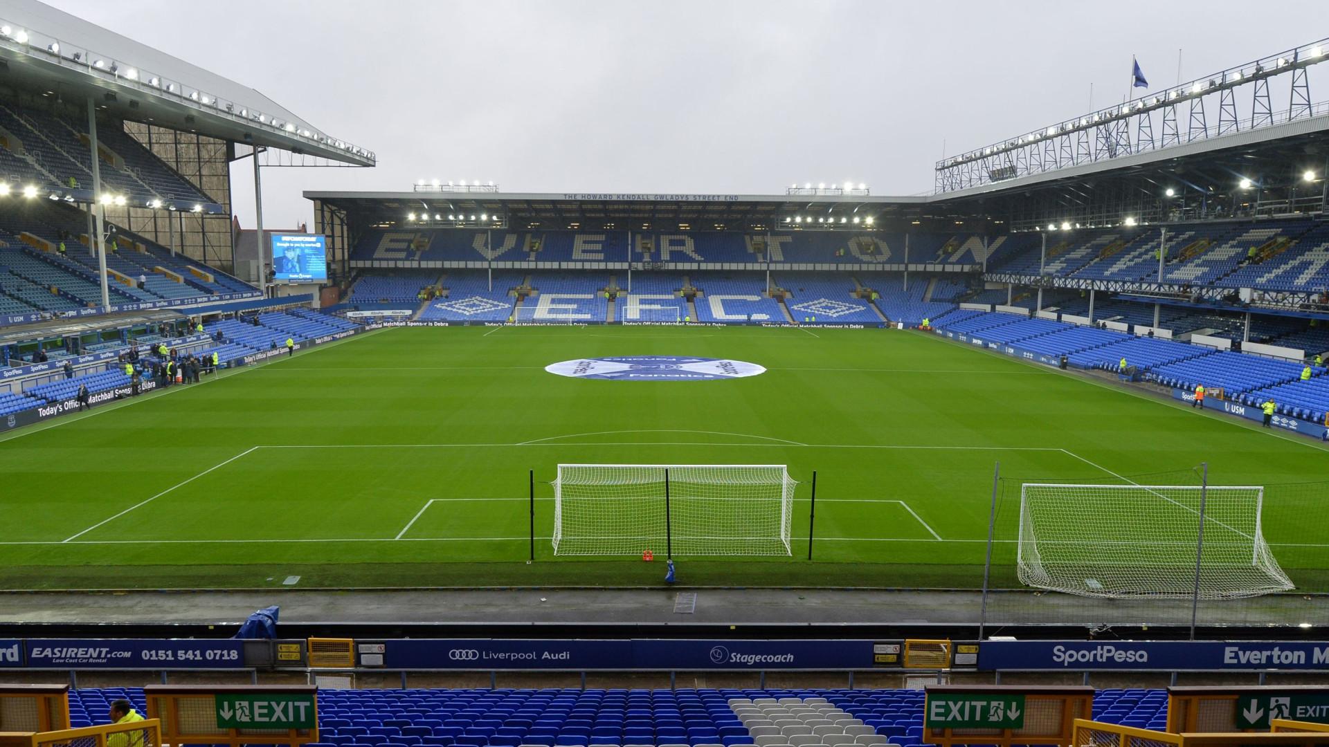Everton recebe punição de dois anos sem poder contratar