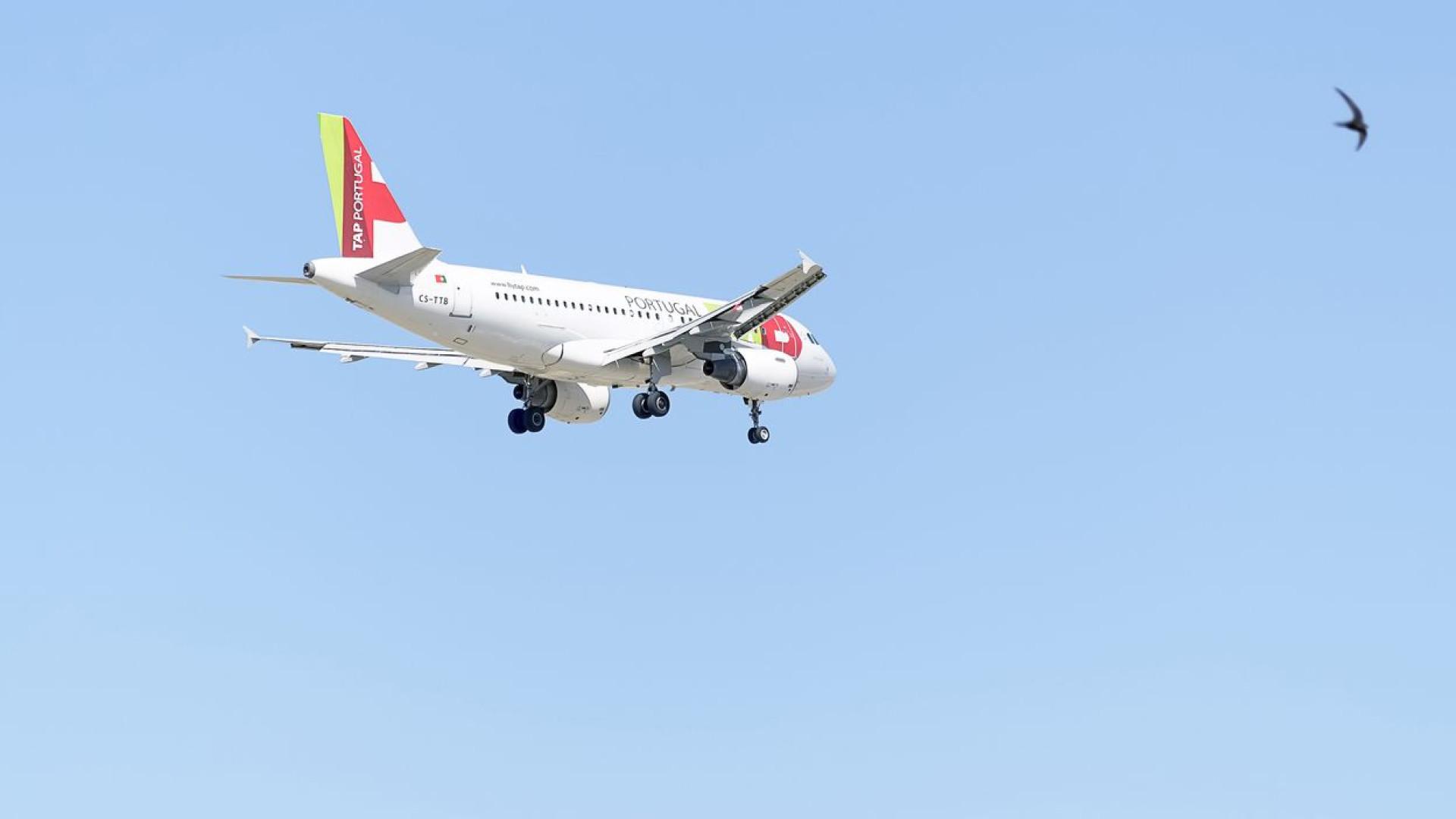 Avião da TAP com destino a Luanda obrigado a fazer escala no Congo